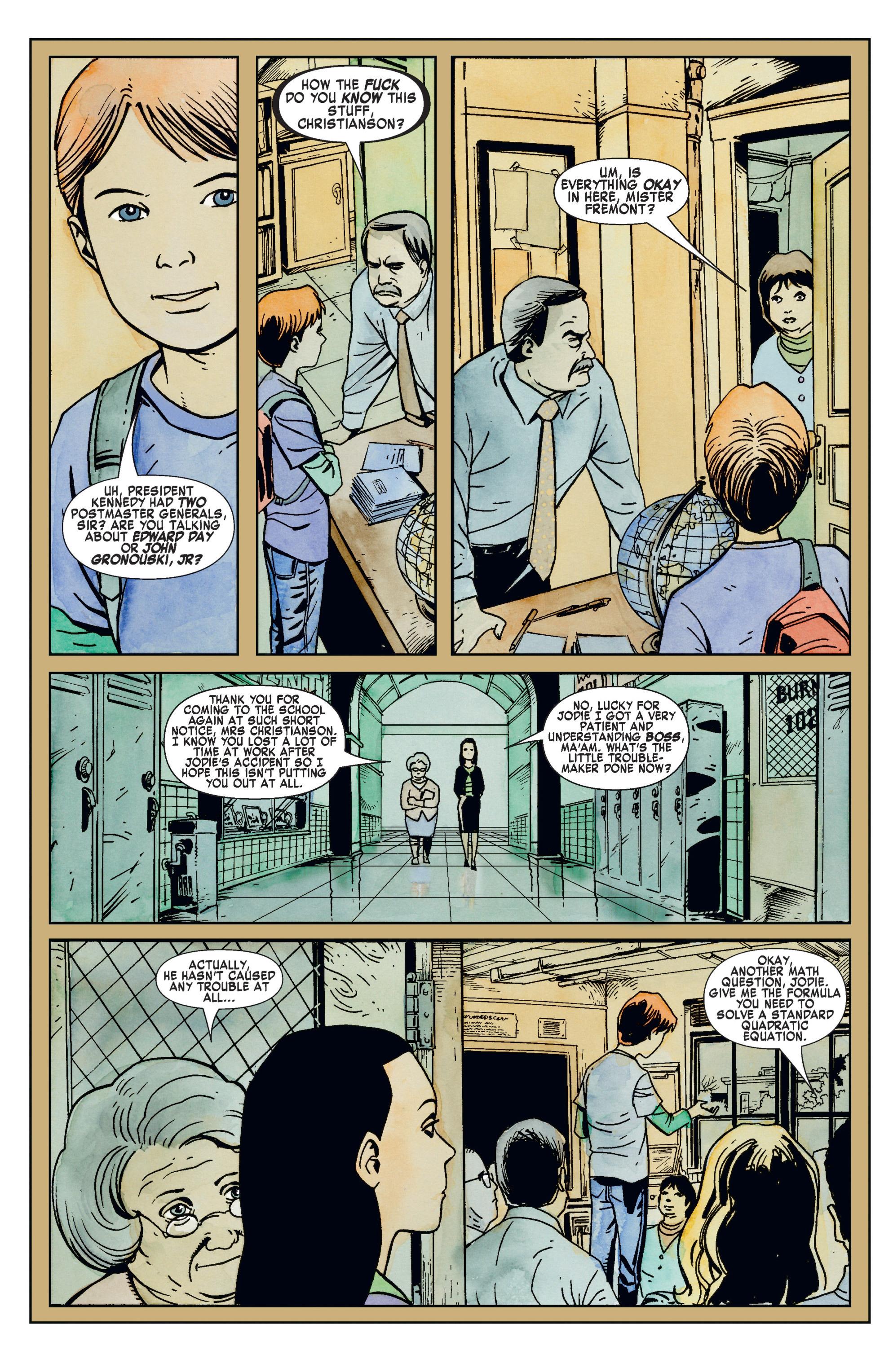 Read online American Jesus comic -  Issue # TPB - 22