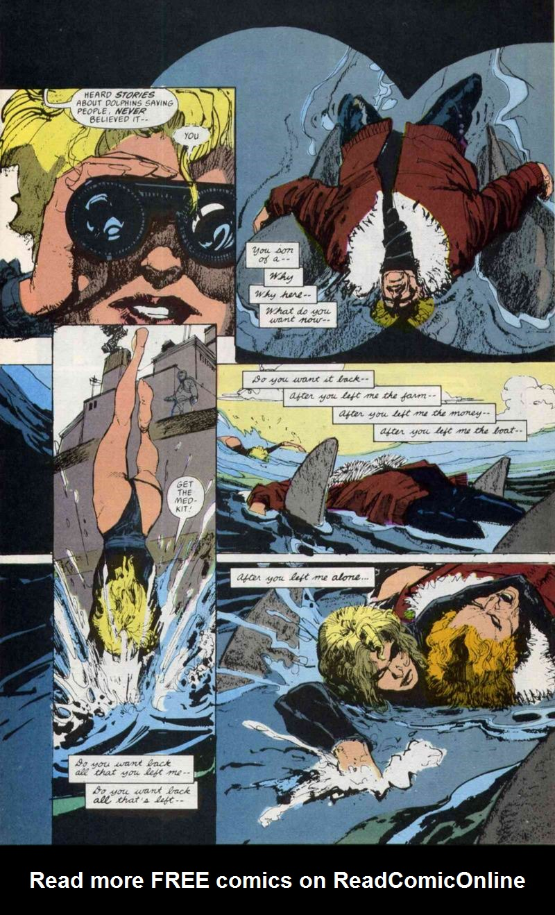 Read online Doctor Zero comic -  Issue #3 - 11