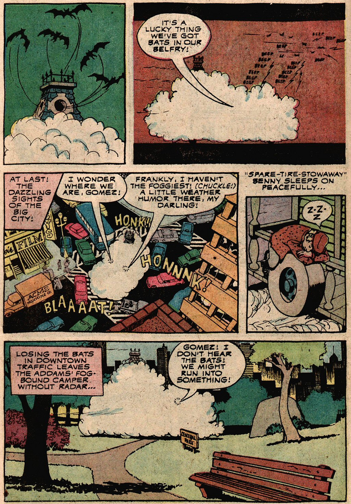 Read online Addams Family comic -  Issue #2 - 25