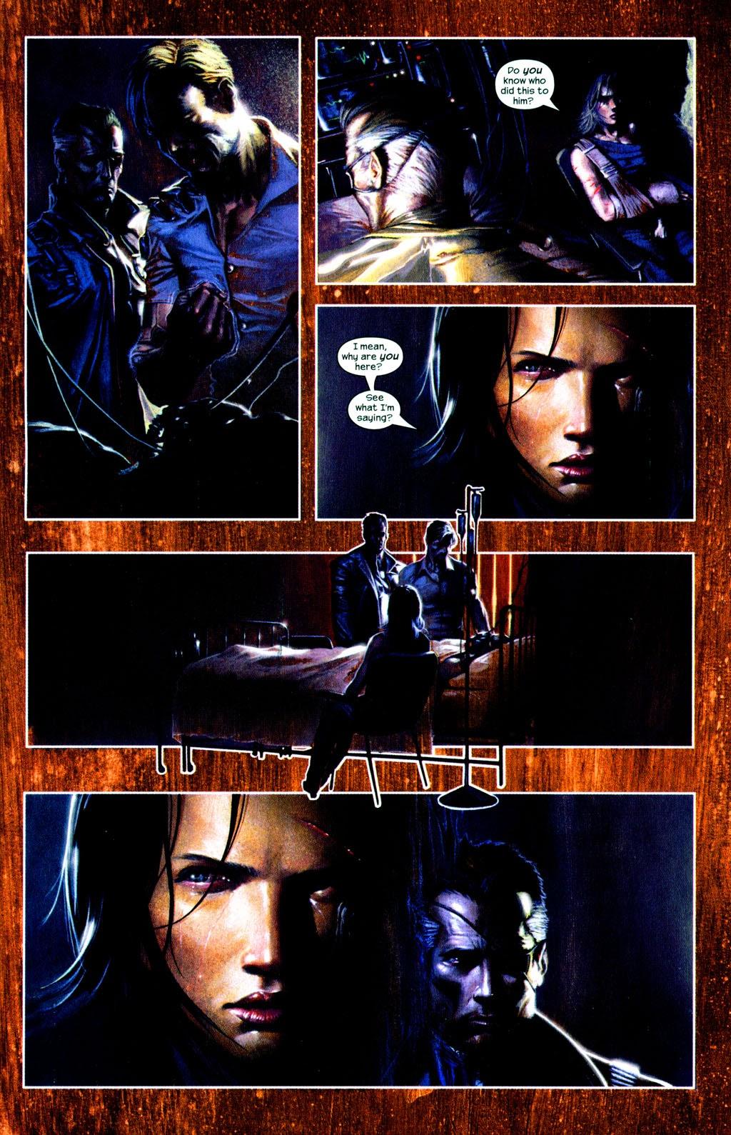 Read online Secret War comic -  Issue #1 - 9