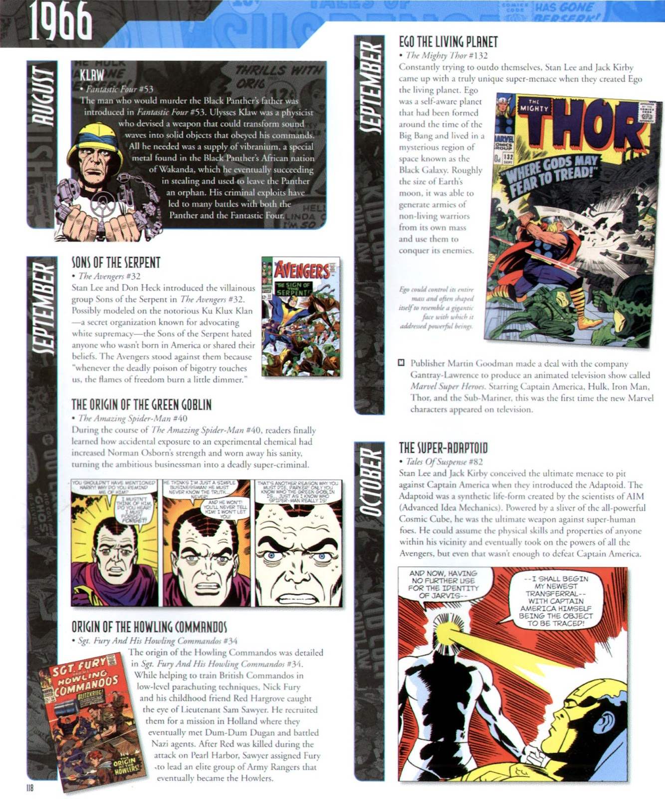 Read online Marvel Chronicle comic -  Issue # TPB (Part 2) - 17