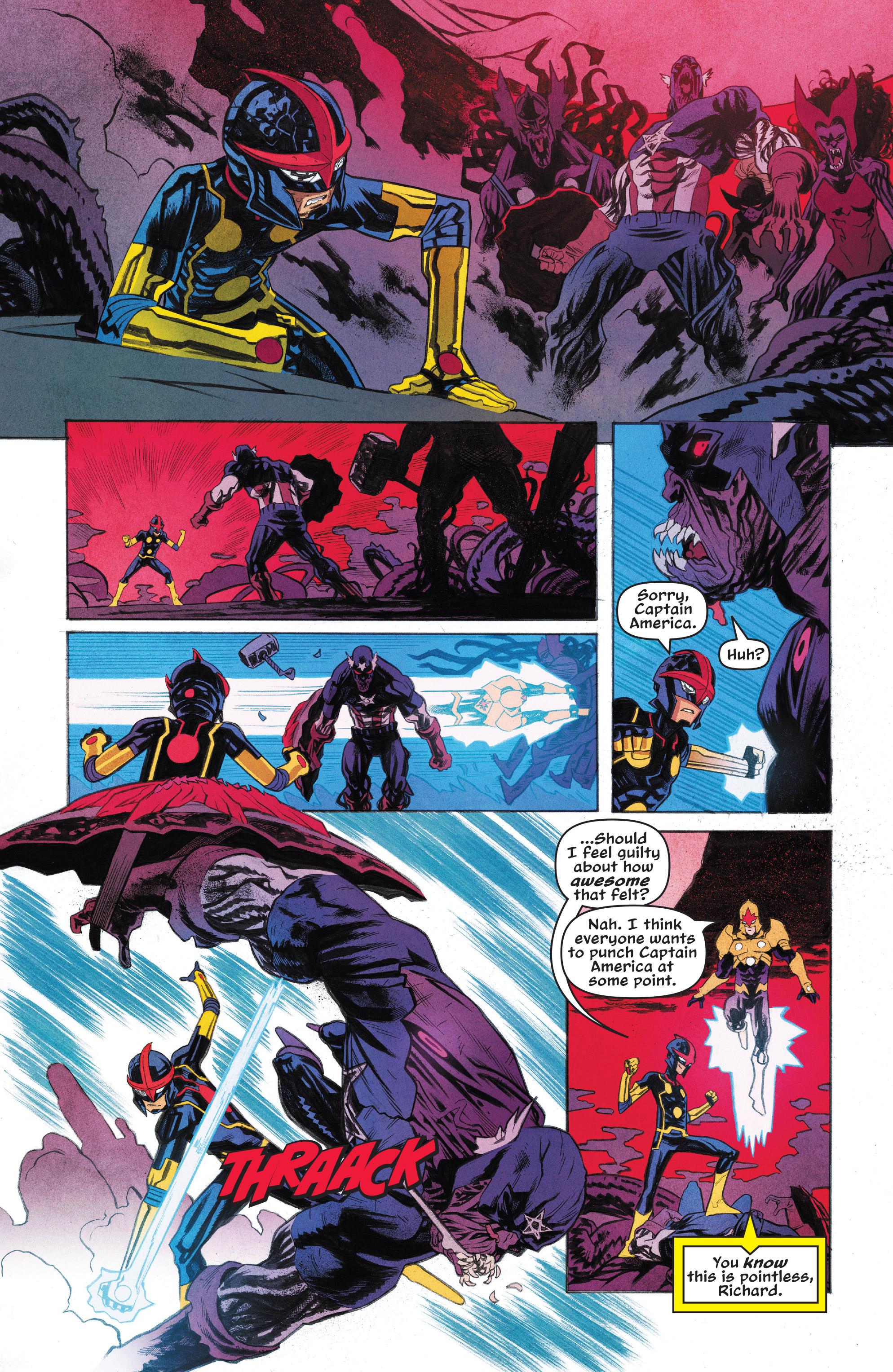 Read online Nova (2017) comic -  Issue #7 - 13