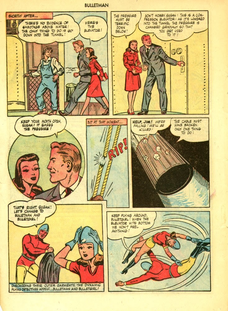 Bulletman issue 16 - Page 5