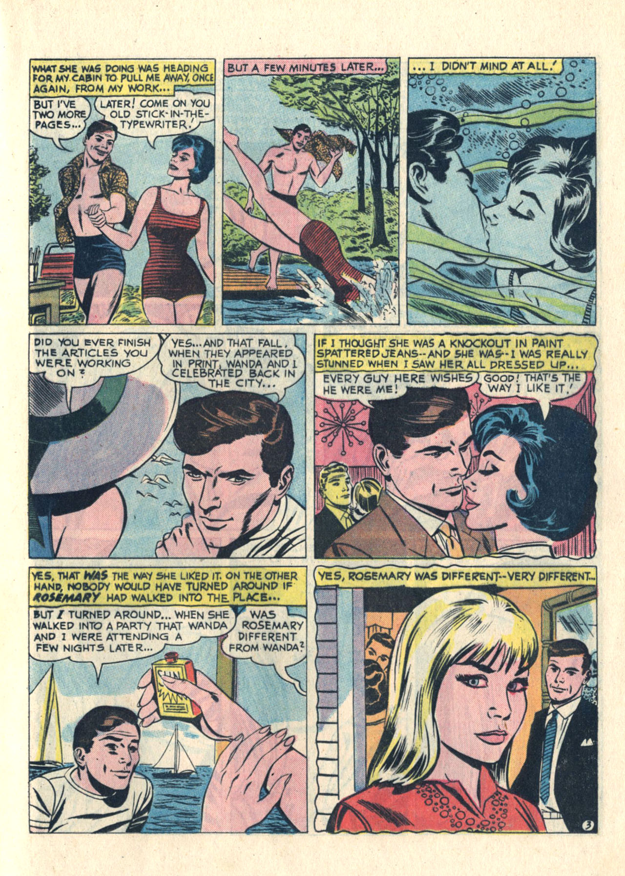 Read online Secret Hearts comic -  Issue #113 - 13
