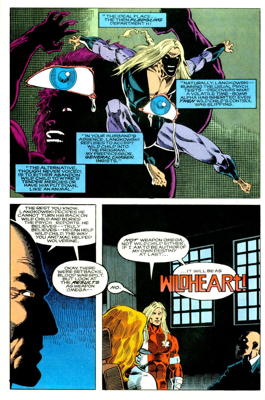 Read online Alpha Flight (1983) comic -  Issue #118 - 21