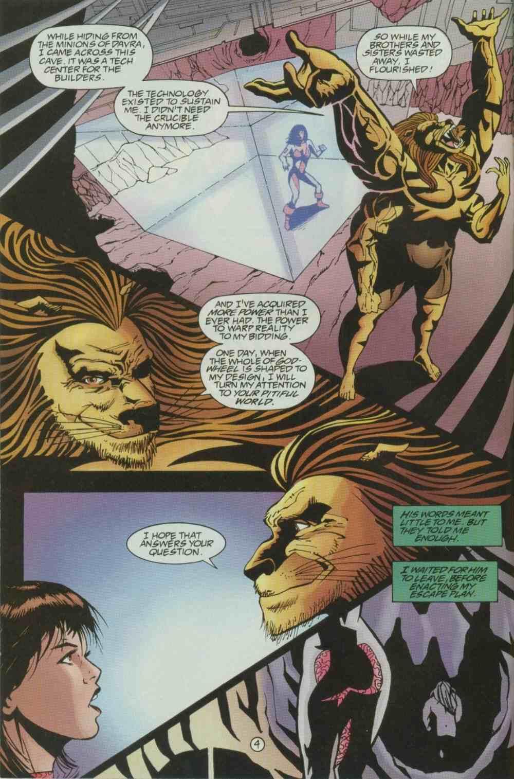 Read online Ultraverse Premiere comic -  Issue #8 - 16