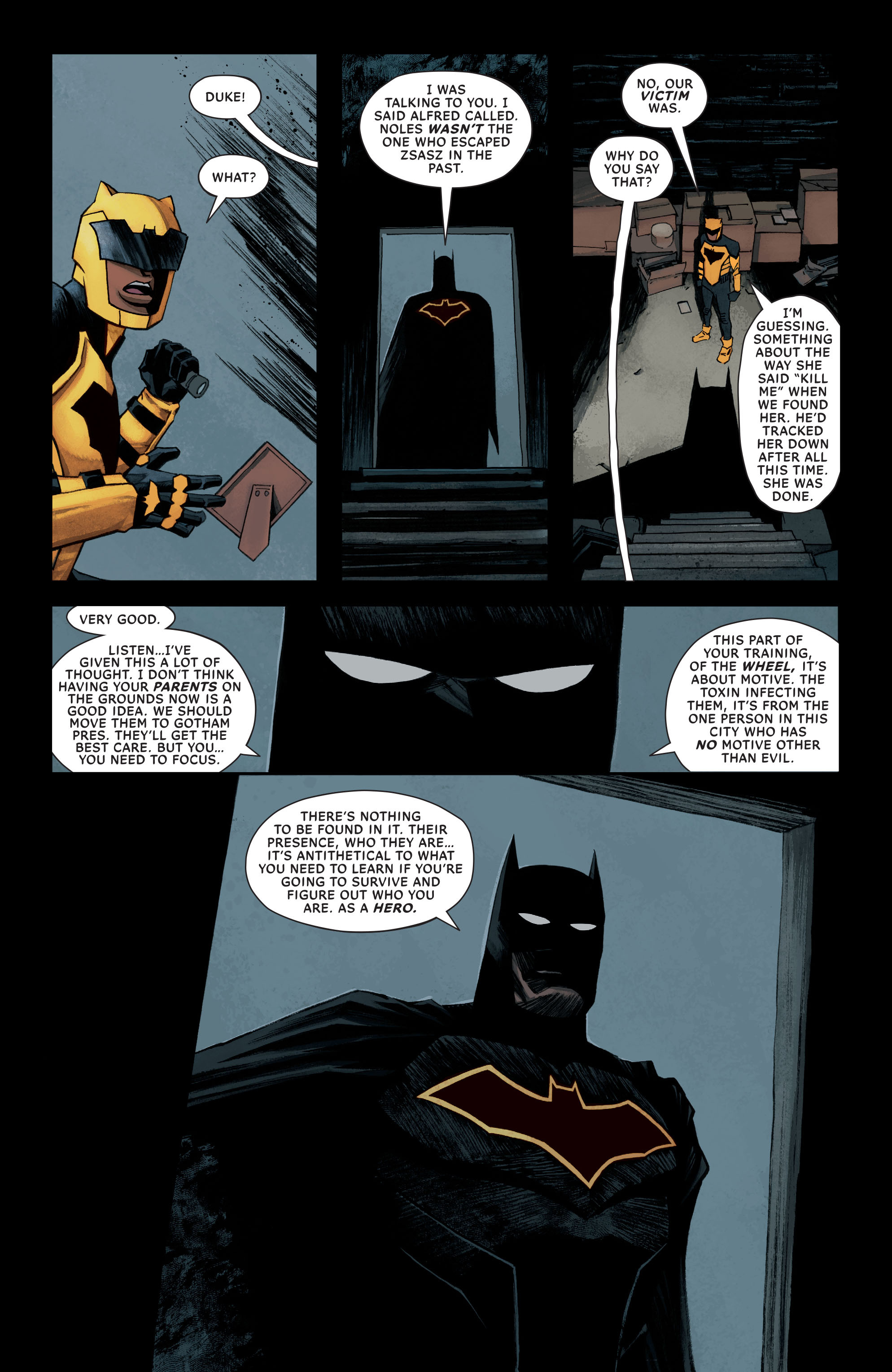 Read online All-Star Batman comic -  Issue #2 - 33