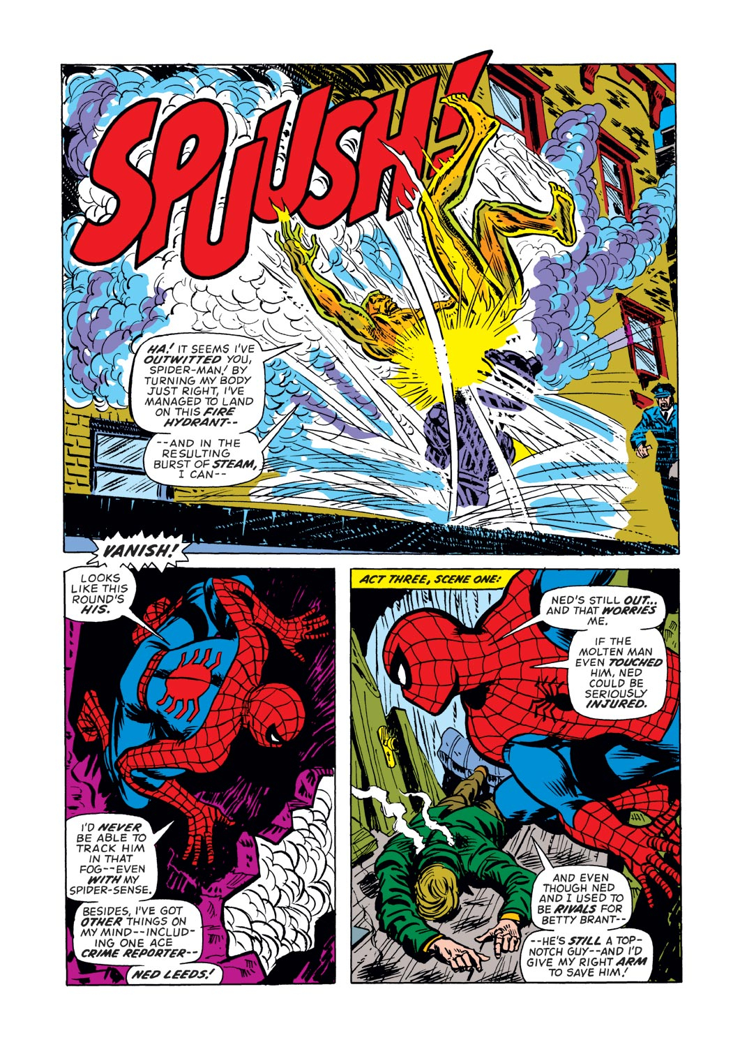 The Amazing Spider-Man (1963) 132 Page 17