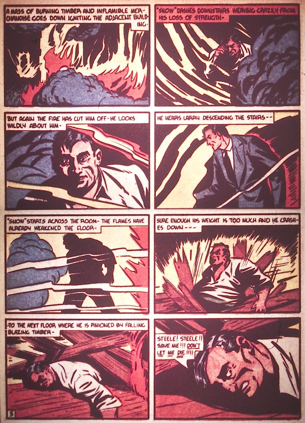 Read online Detective Comics (1937) comic -  Issue #16 - 14