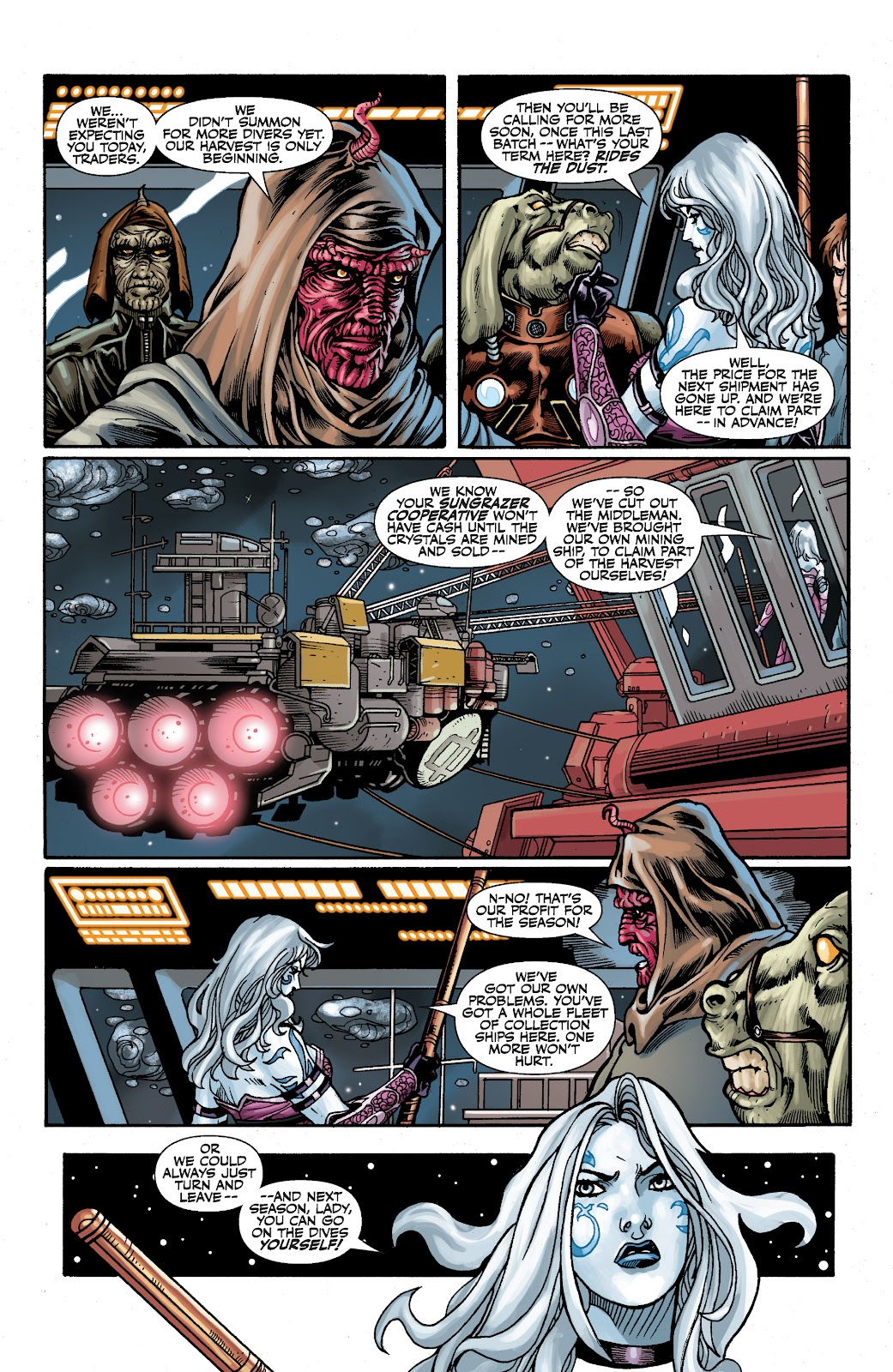 Read online Star Wars Legends: The Old Republic - Epic Collection comic -  Issue # TPB 3 (Part 2) - 27