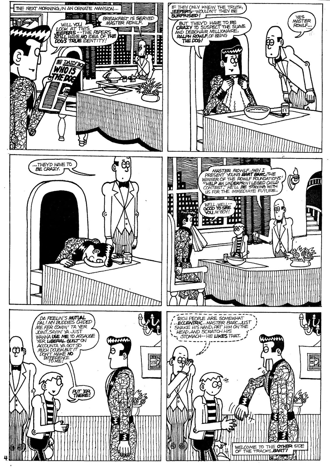 Read online The Nearly Complete Essential Hembeck Archives Omnibus comic -  Issue # TPB (Part 6) - 12
