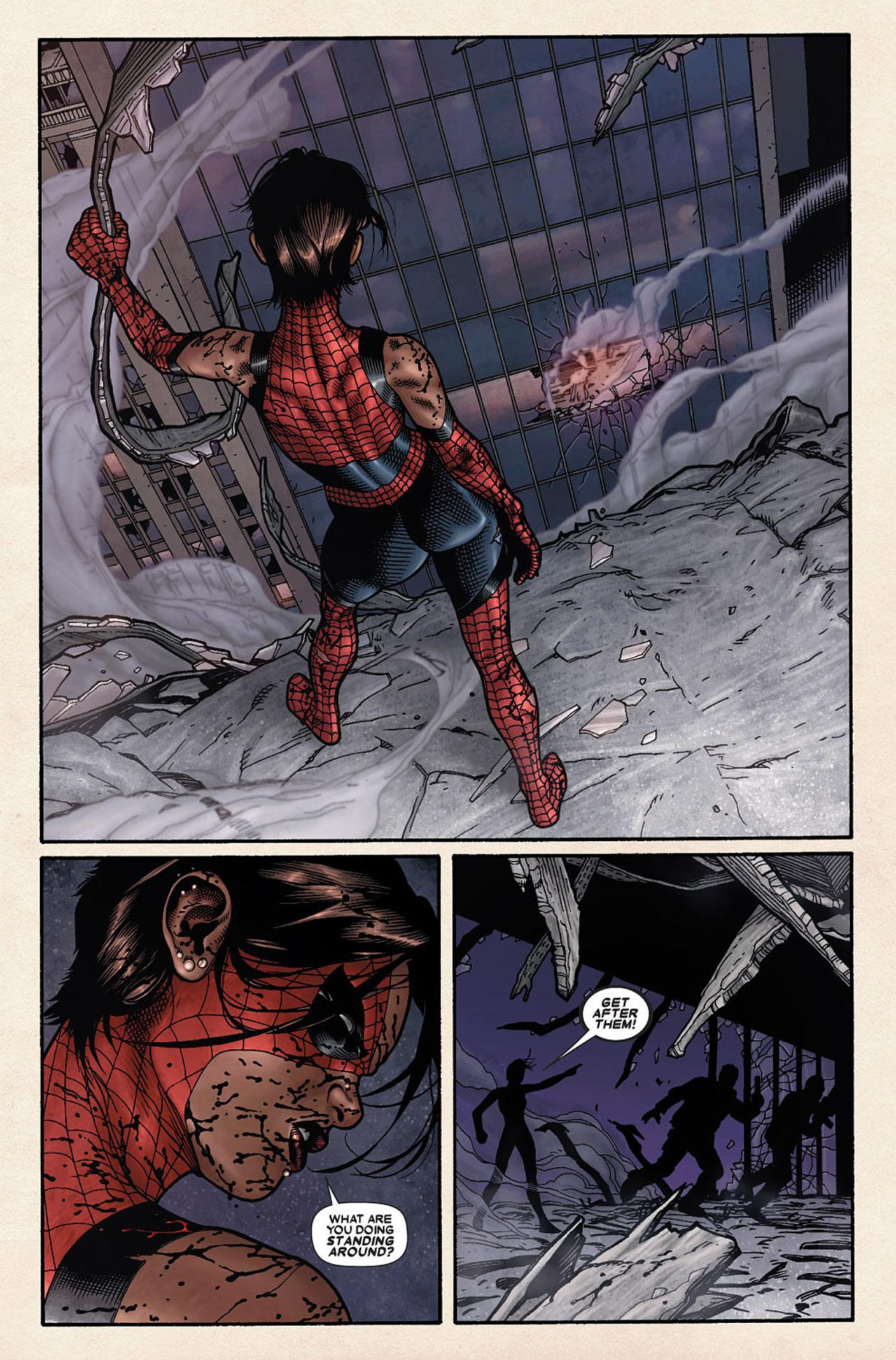 Read online Wolverine: Old Man Logan comic -  Issue # Full - 76