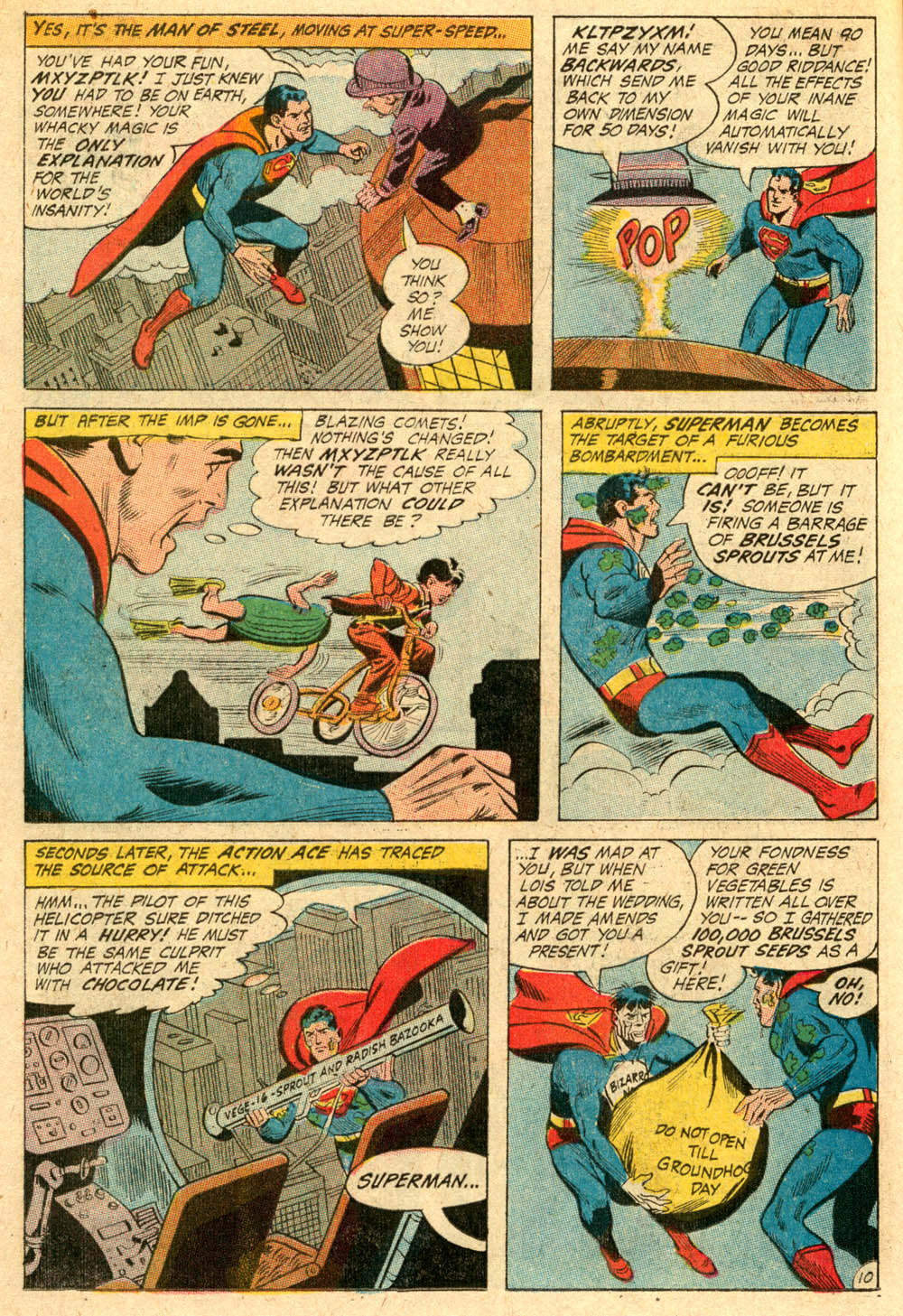 Read online Action Comics (1938) comic -  Issue #388 - 14