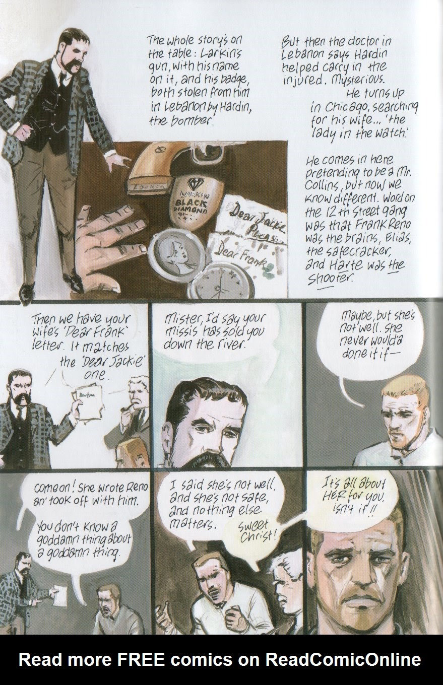 Read online The Black Diamond Detective Agency comic -  Issue # TPB - 92