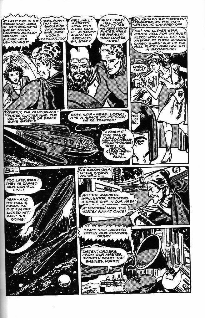 Read online Men of Mystery Comics comic -  Issue #46 - 35