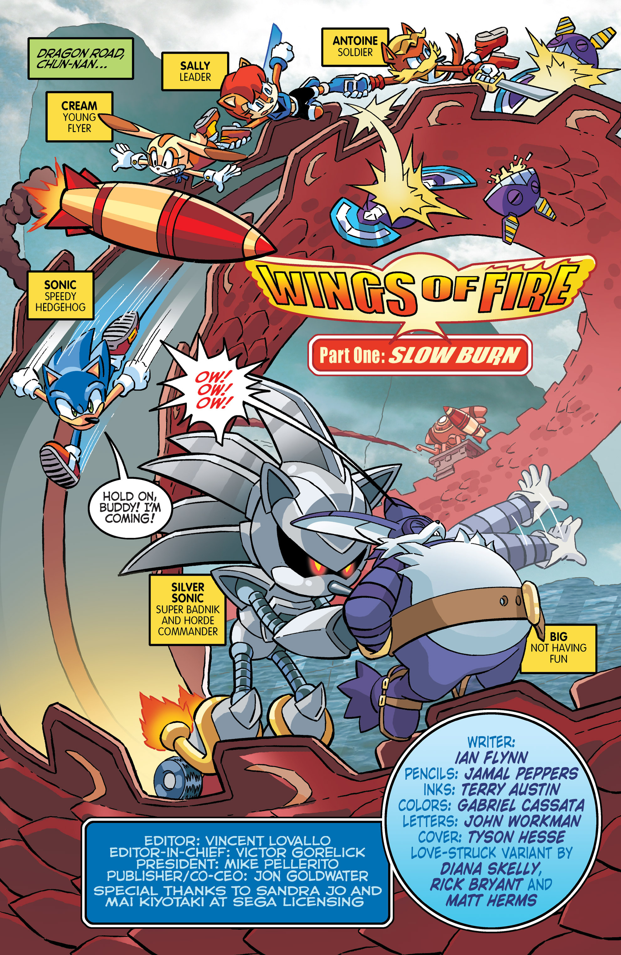 Read online Sonic The Hedgehog comic -  Issue #281 - 3