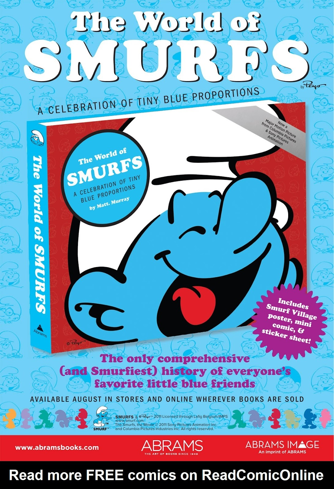 Read online The Smurfs comic -  Issue #7 - 56