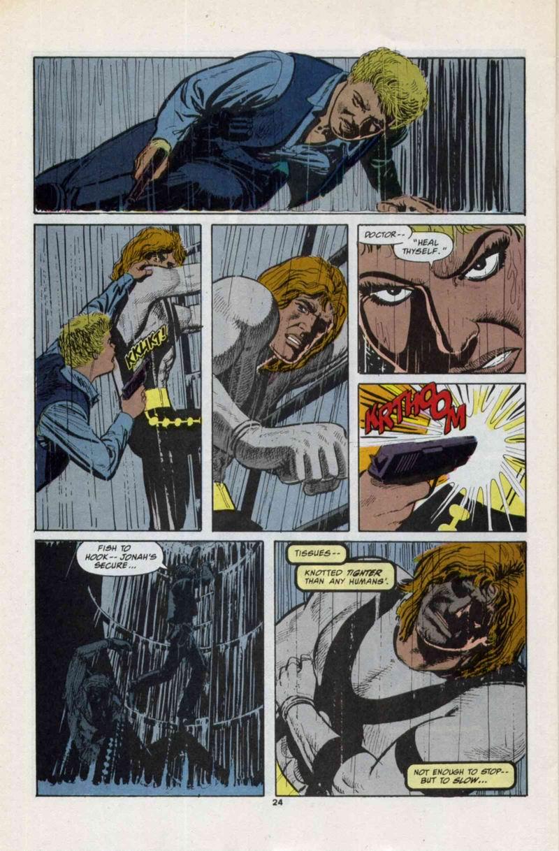 Read online Doctor Zero comic -  Issue #6 - 26