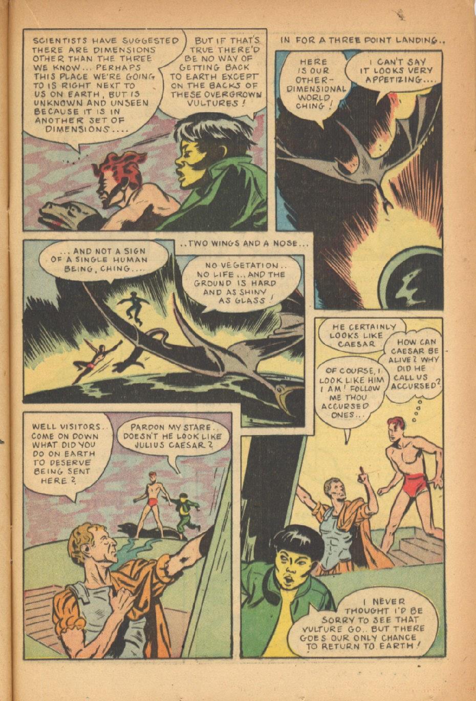 Read online Super-Magician Comics comic -  Issue #47 - 35
