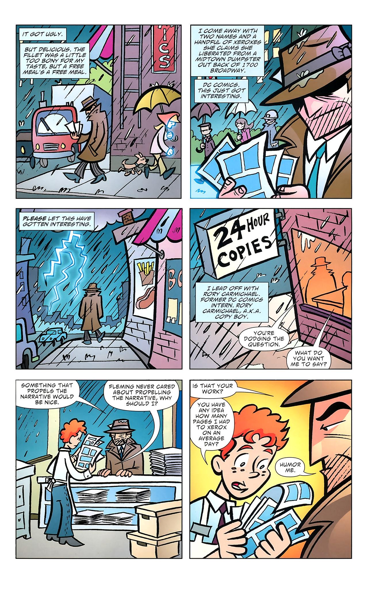 Read online Ambush Bug: Year None comic -  Issue #7 - 7