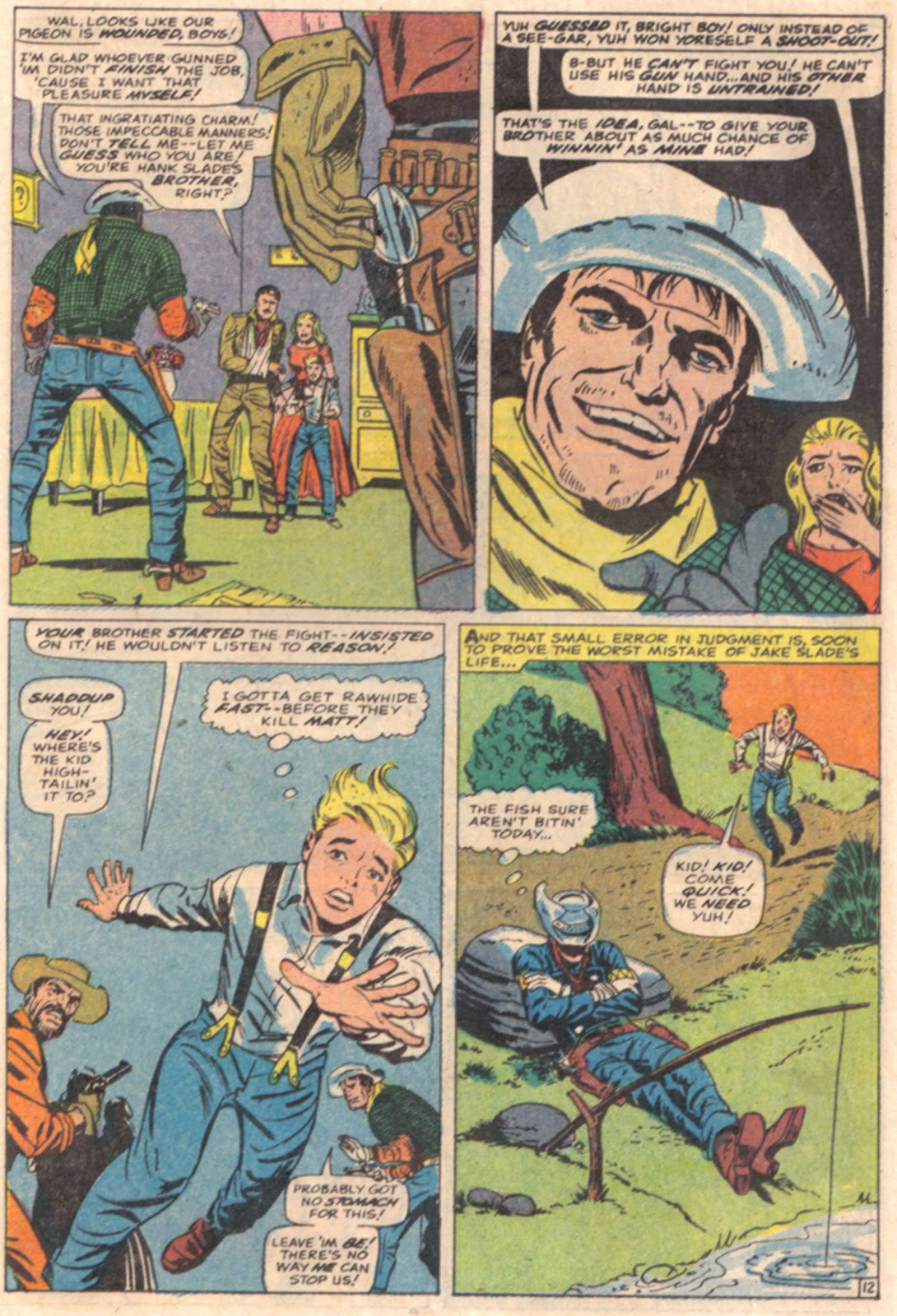 The Rawhide Kid (1955) issue 65 - Page 18
