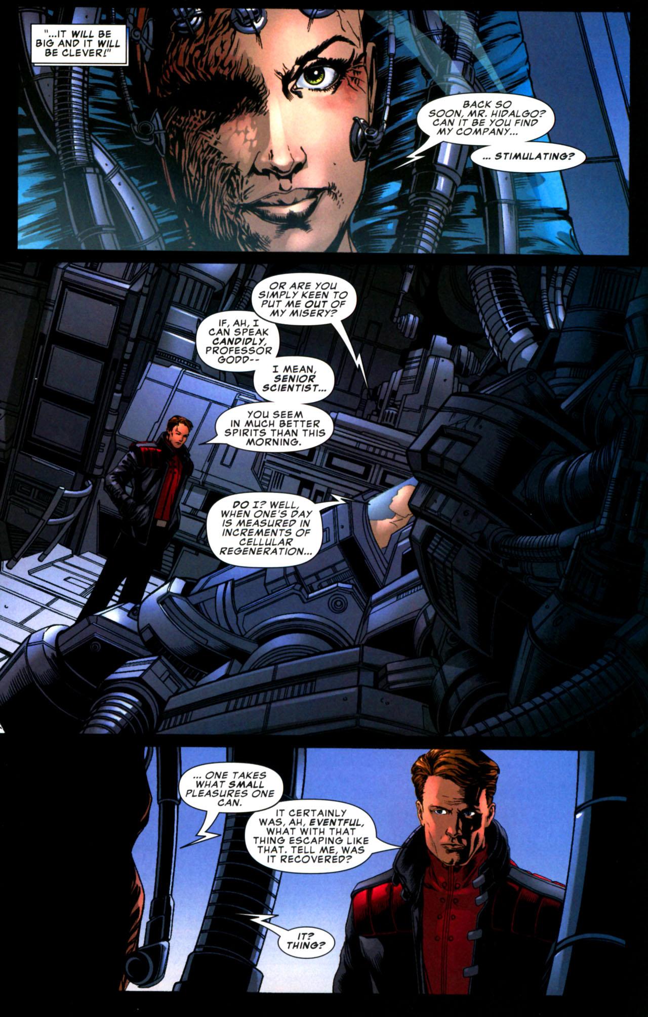 Read online Amazing Fantasy (2004) comic -  Issue #17 - 9
