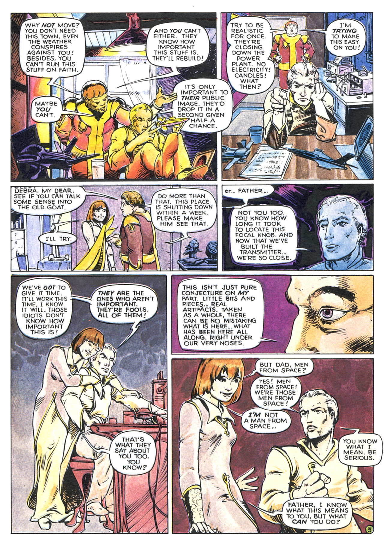 Read online Star*Reach comic -  Issue #13 - 20