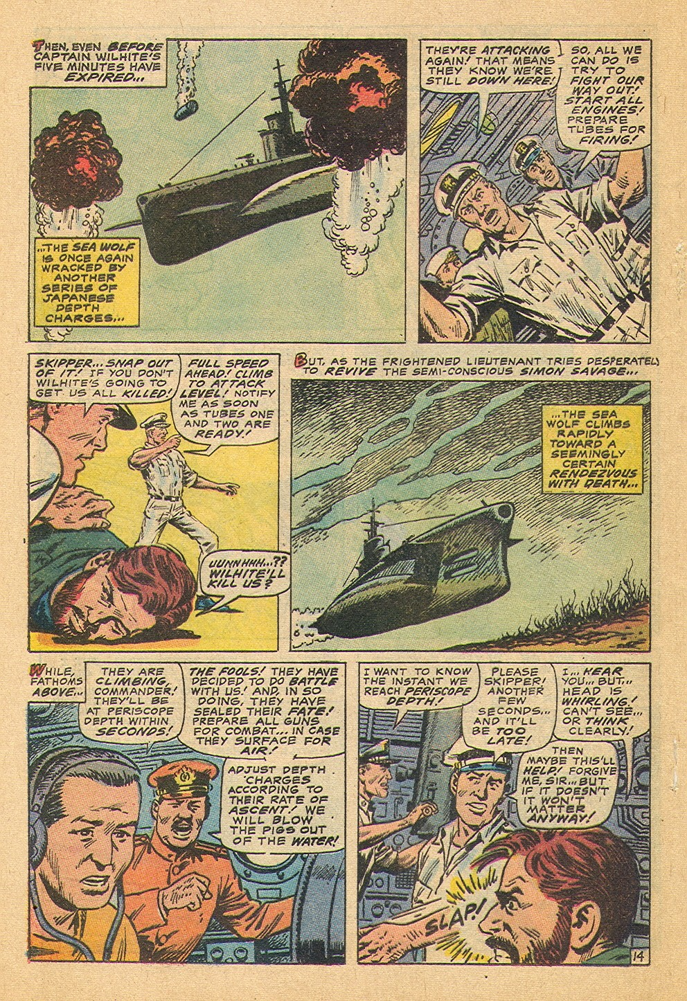 Captain Savage and his Leatherneck Raiders issue 19 - Page 20