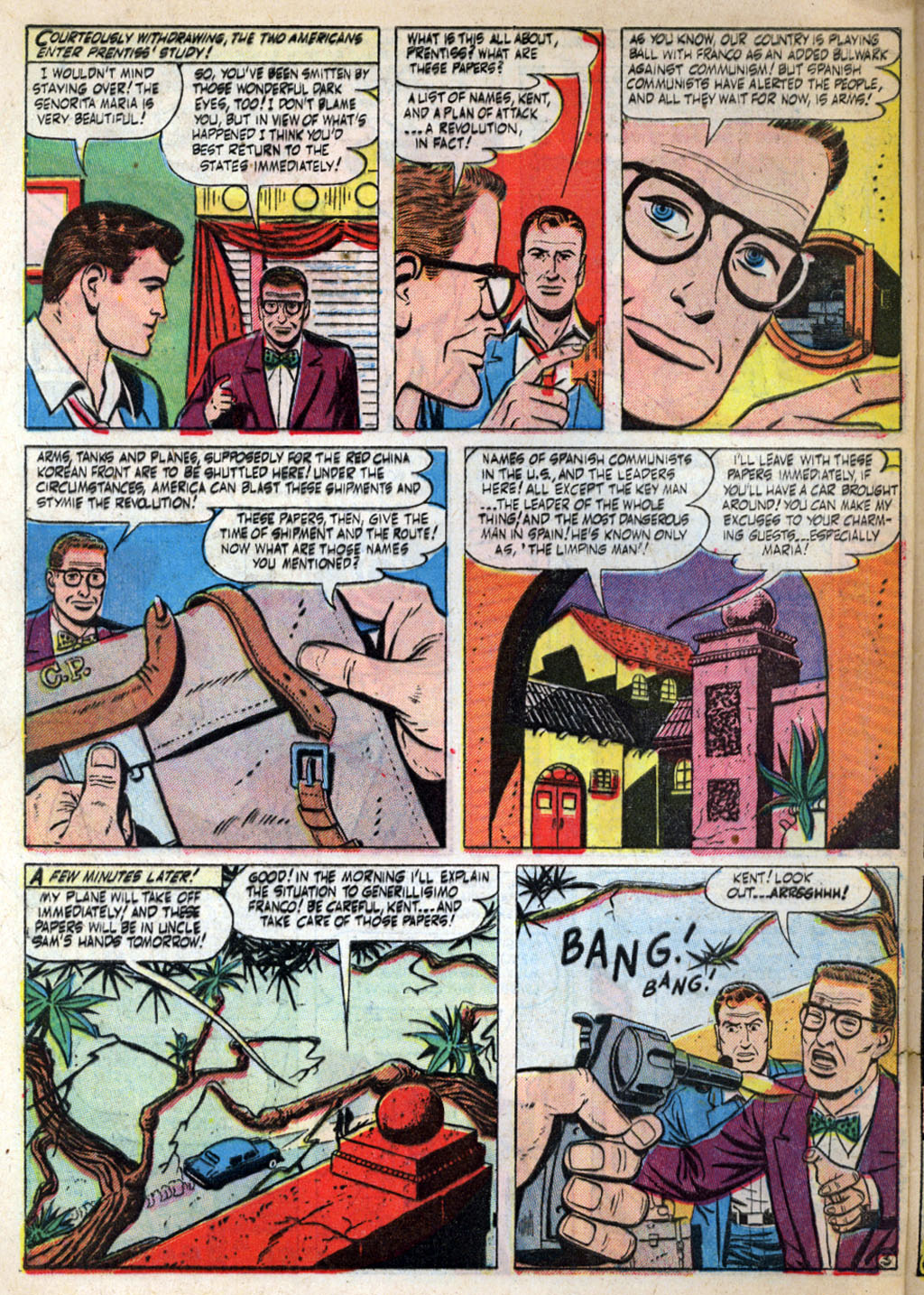Kent Blake of the Secret Service issue 4 - Page 28
