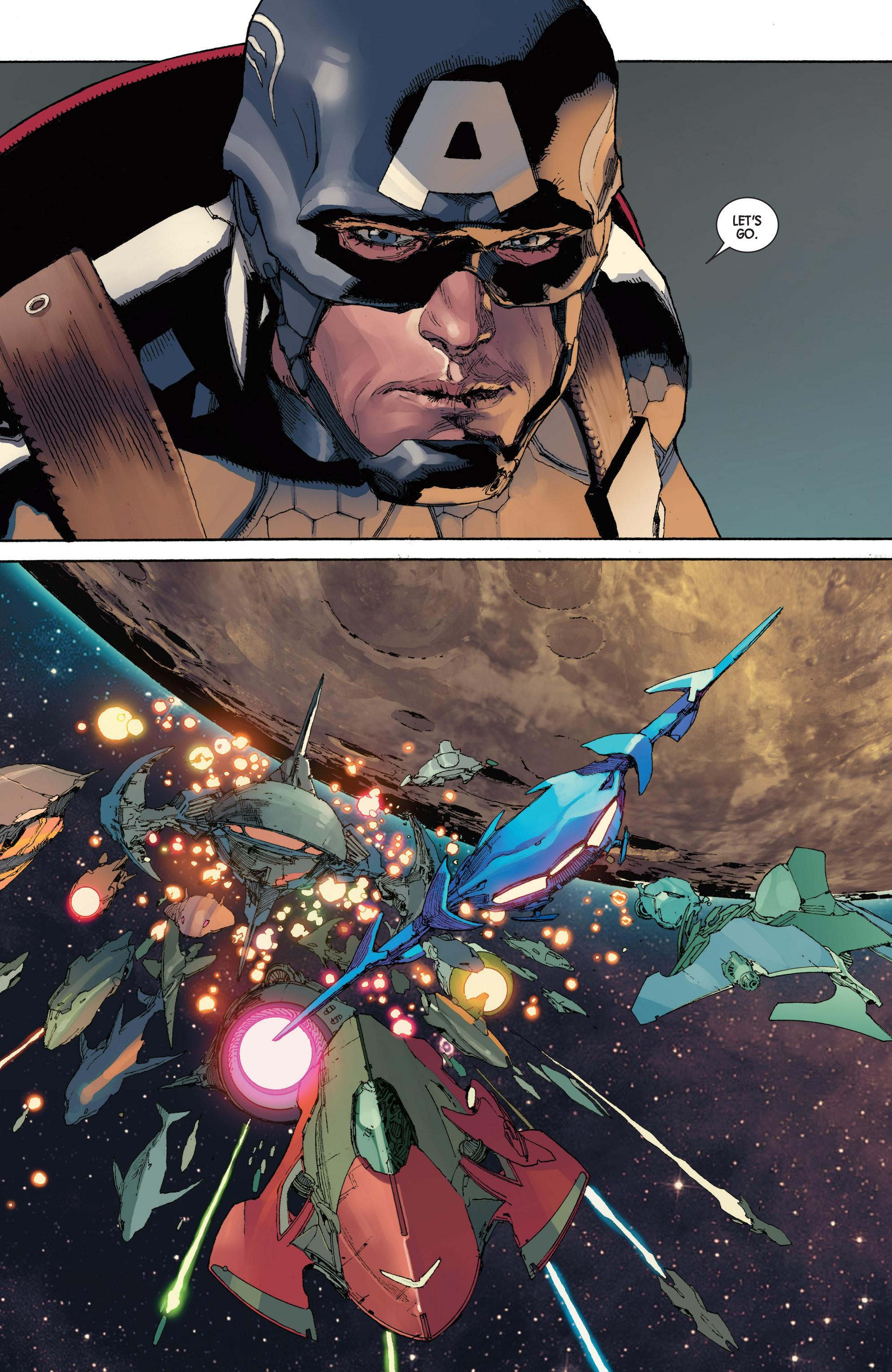 Read online Avengers (2013) comic -  Issue #Avengers (2013) _TPB 4 - 160