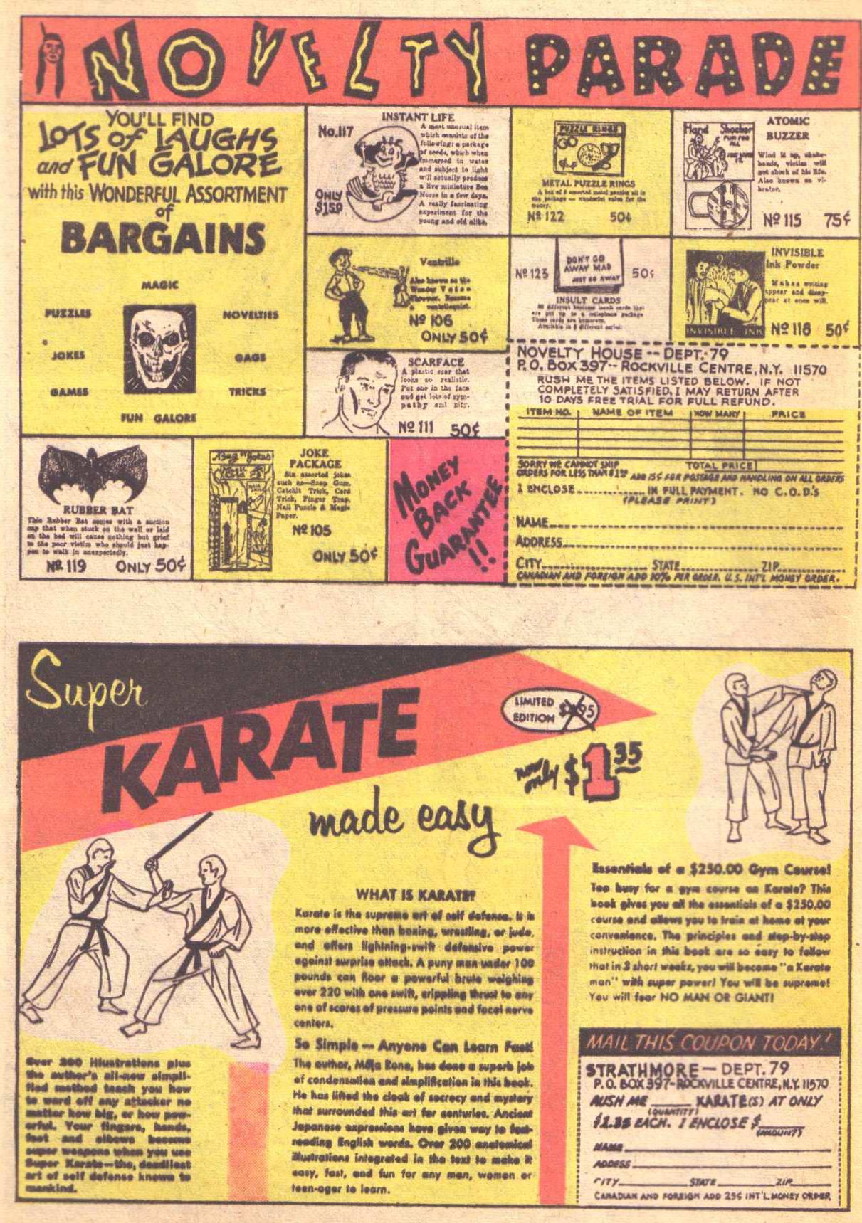 Read online Adventure Comics (1938) comic -  Issue #382 - 28