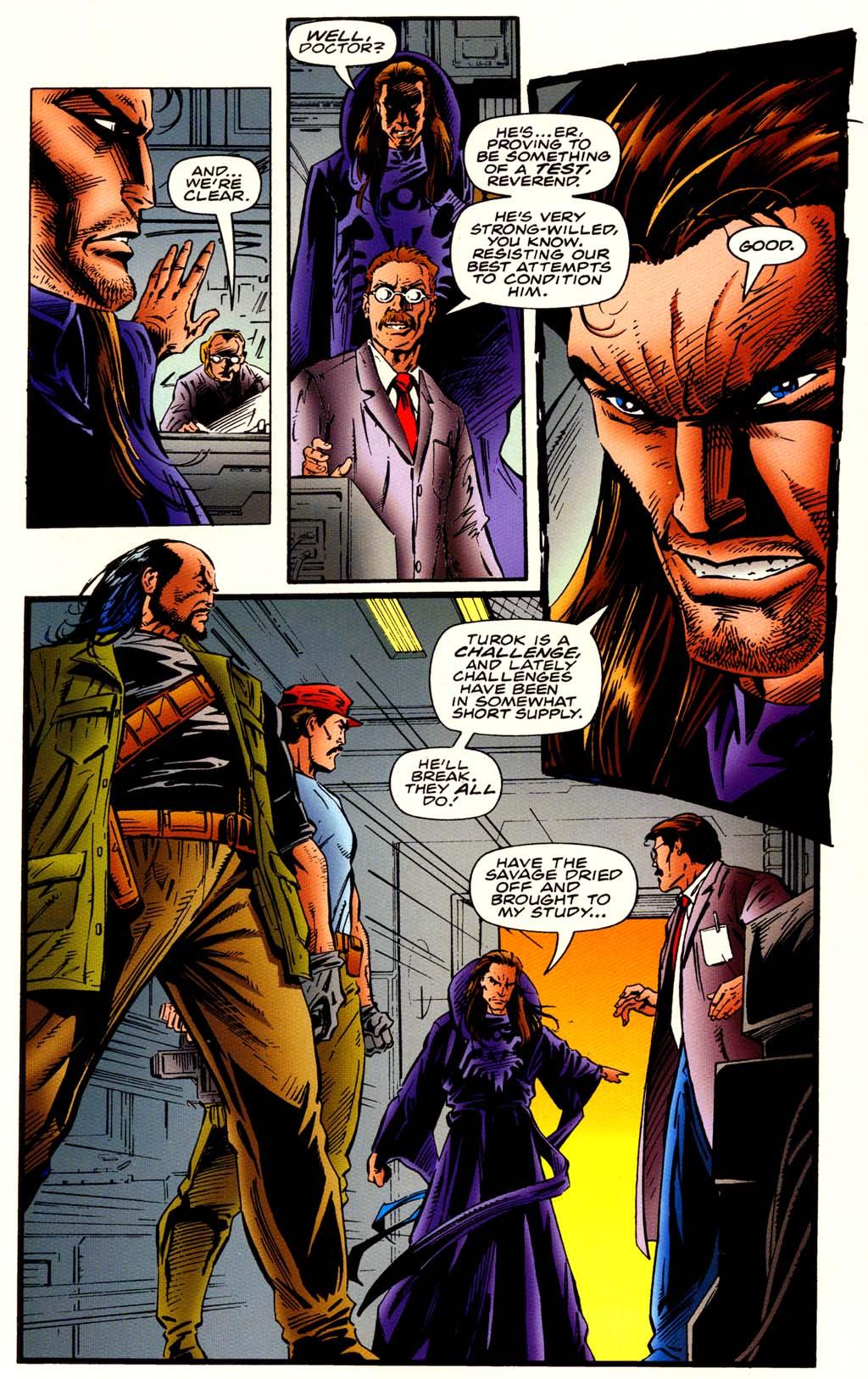 Read online Turok, Dinosaur Hunter (1993) comic -  Issue #42 - 4