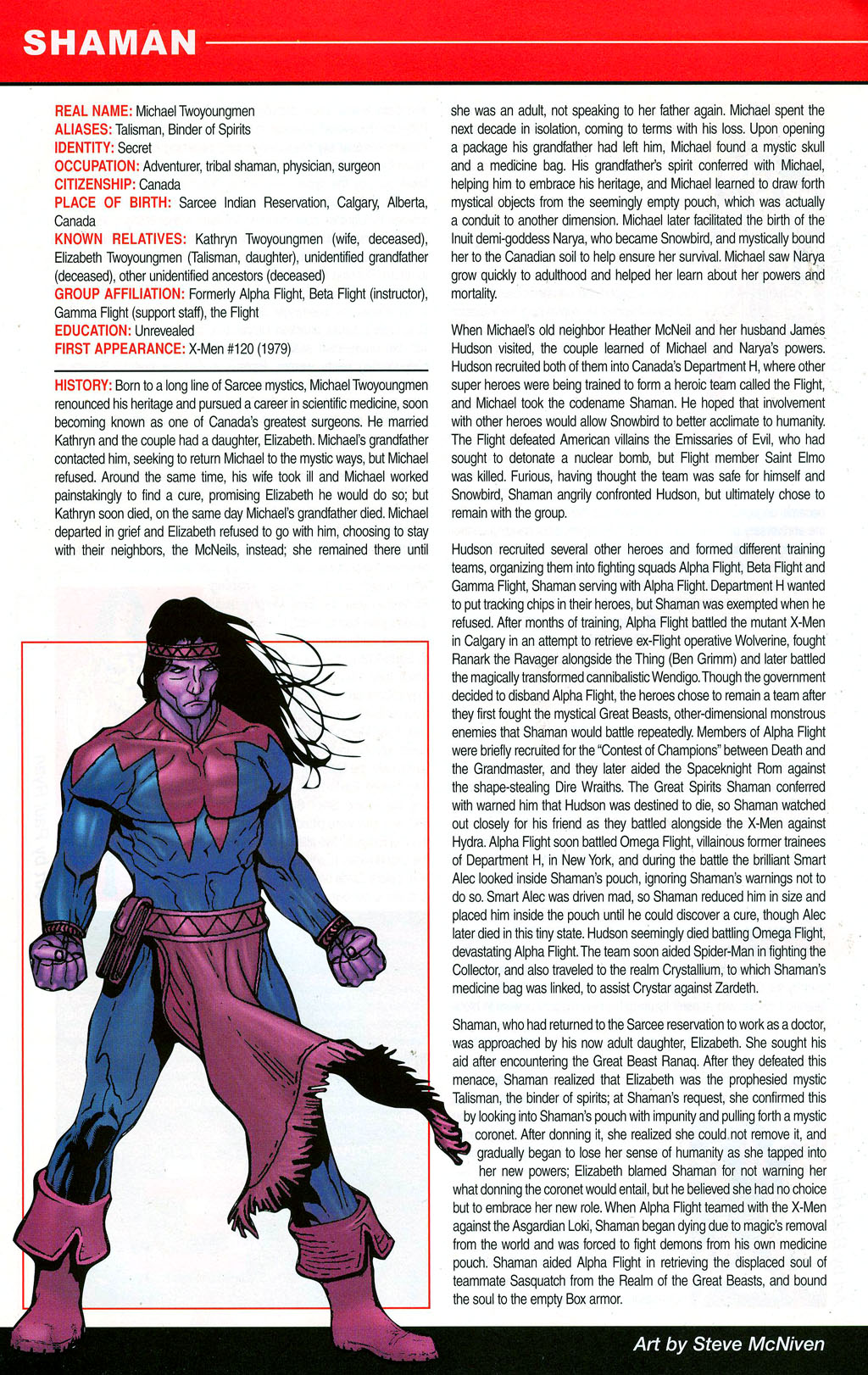 Read online All-New Official Handbook of the Marvel Universe A to Z: Update comic -  Issue #3 - 54