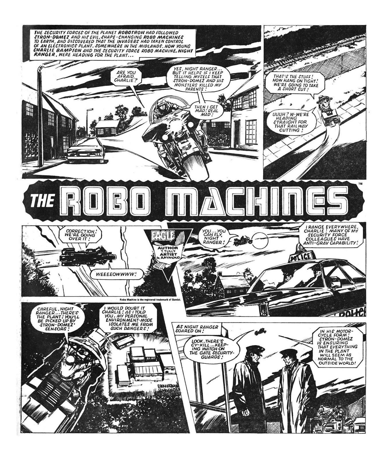 Read online Robo Machines comic -  Issue # TPB - 54