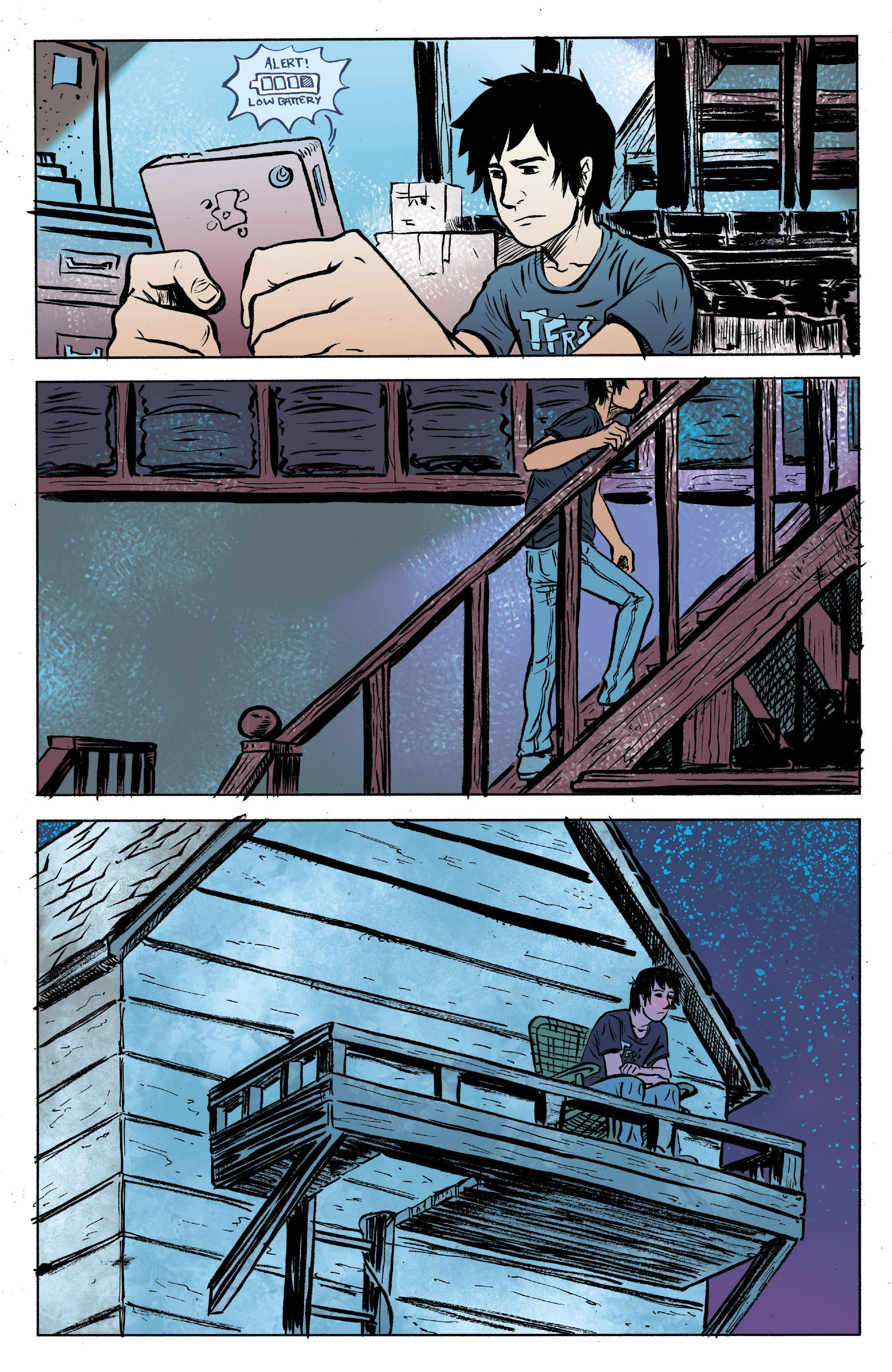 Read online UFOlogy comic -  Issue #3 - 20