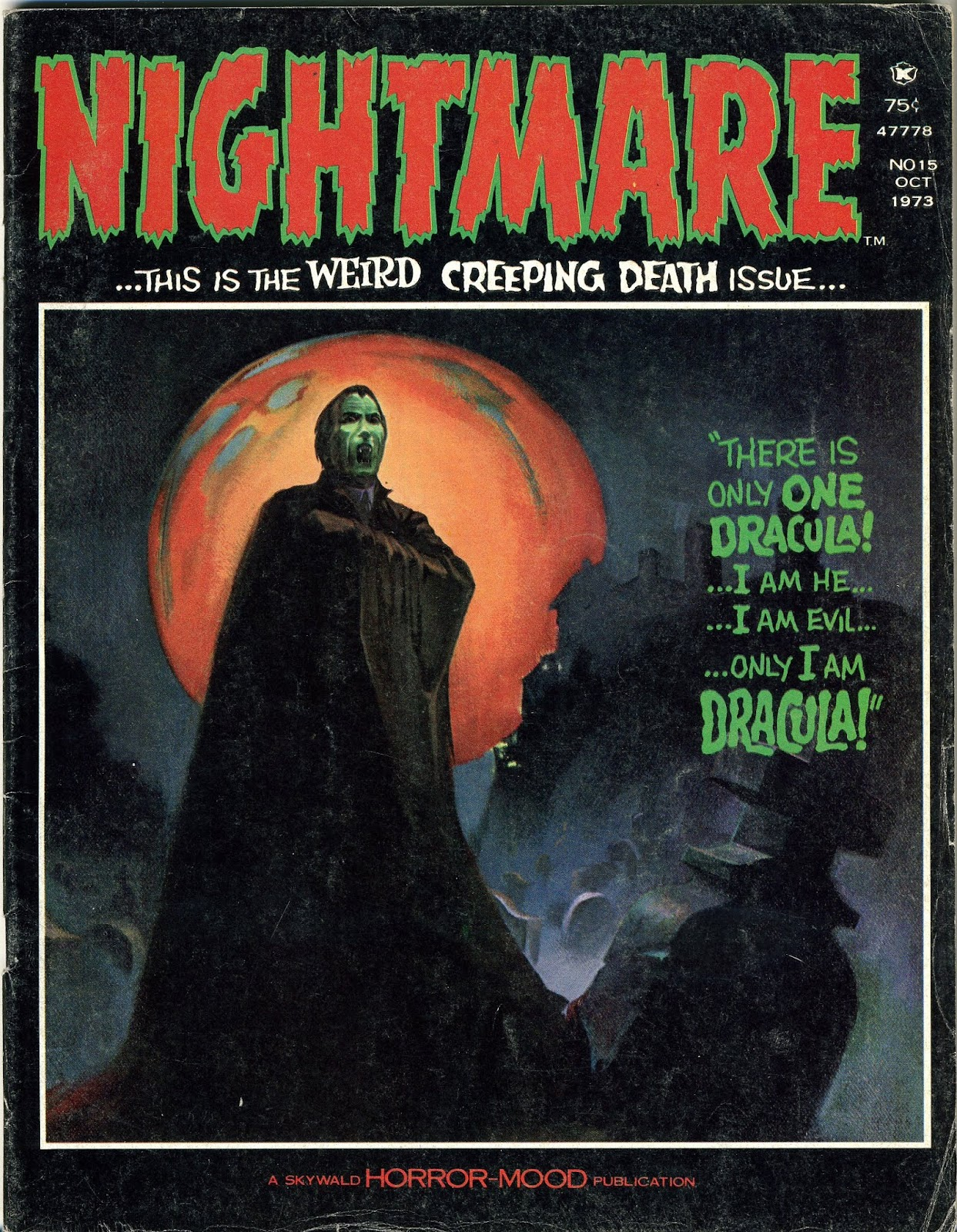 Nightmare (1970) issue 15 - Page 2
