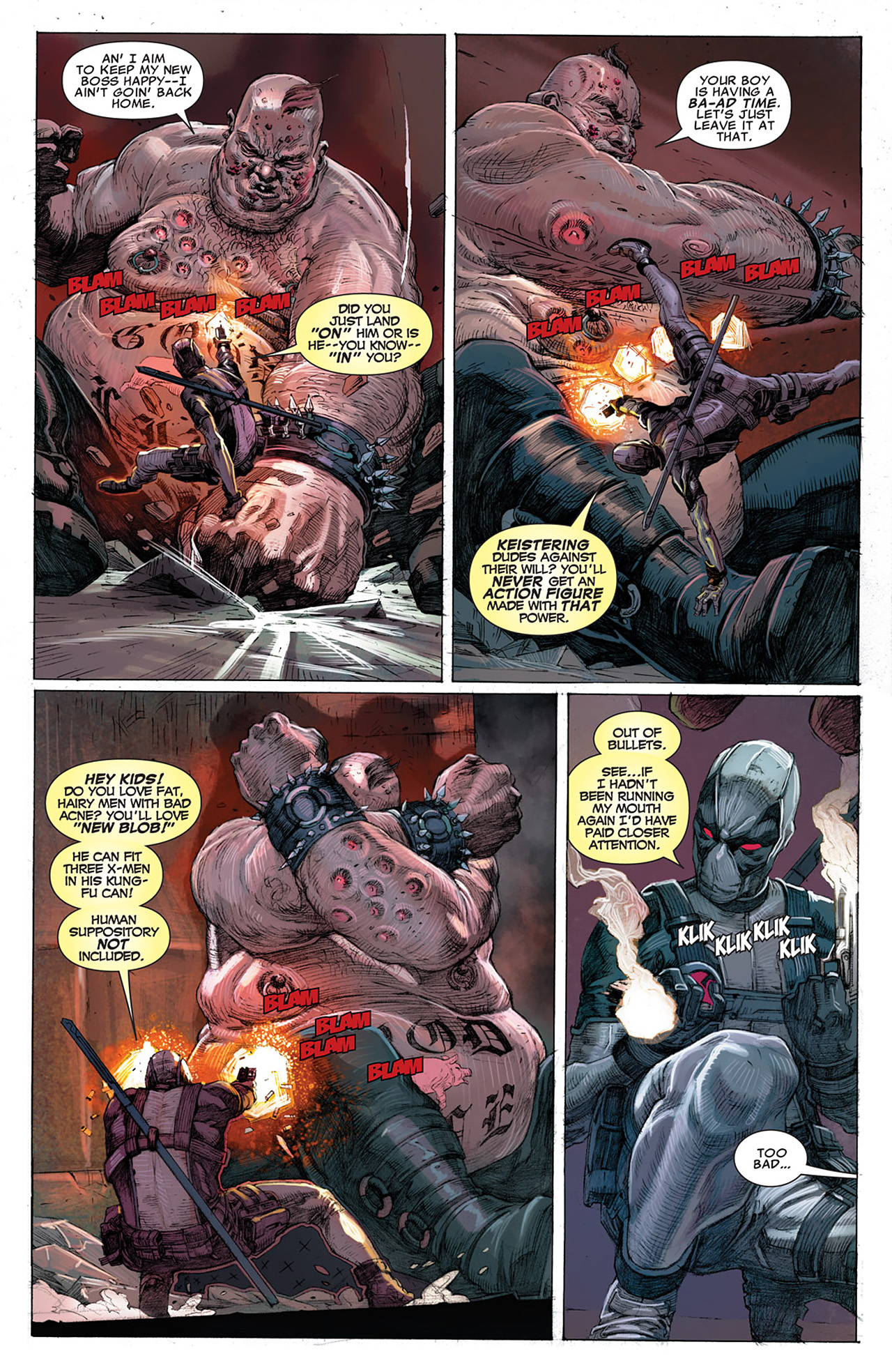 Read online Uncanny X-Force (2010) comic -  Issue #16 - 8