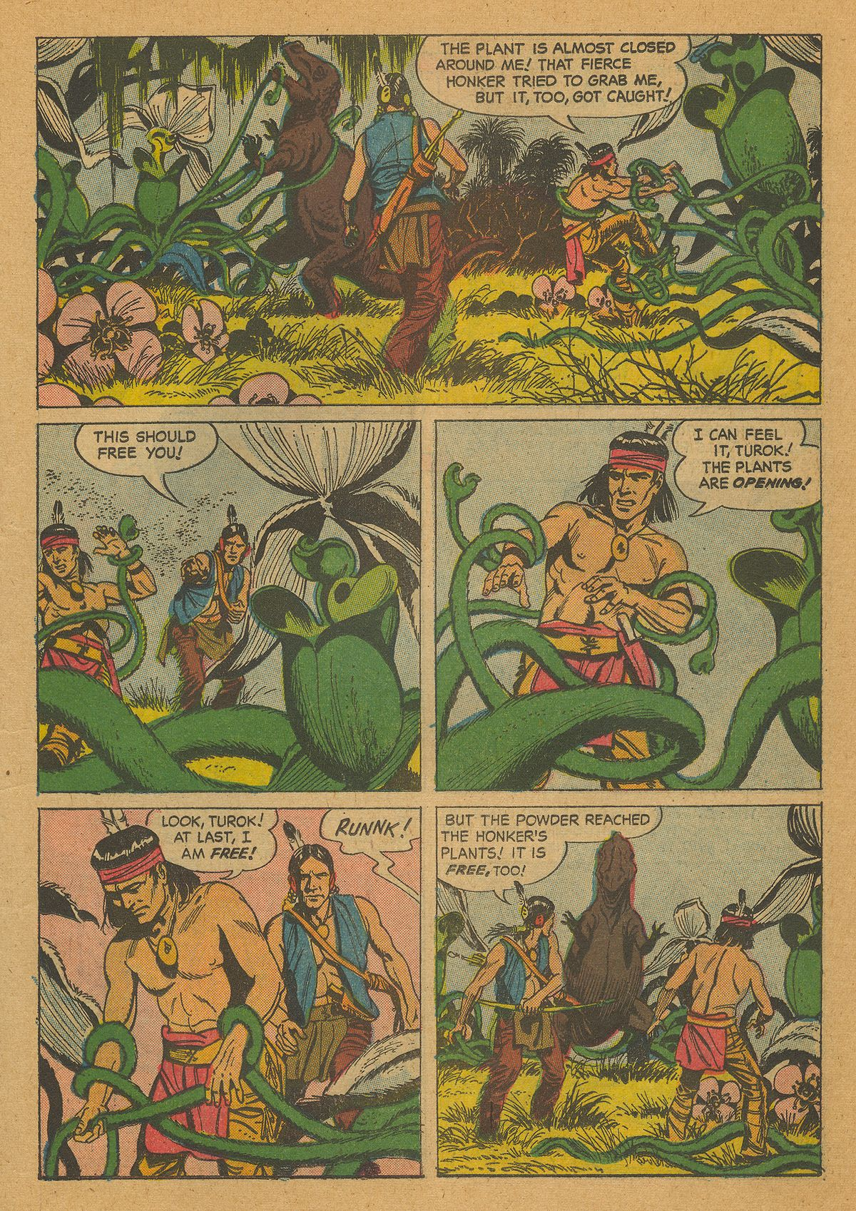 Read online Turok, Son of Stone comic -  Issue #26 - 15