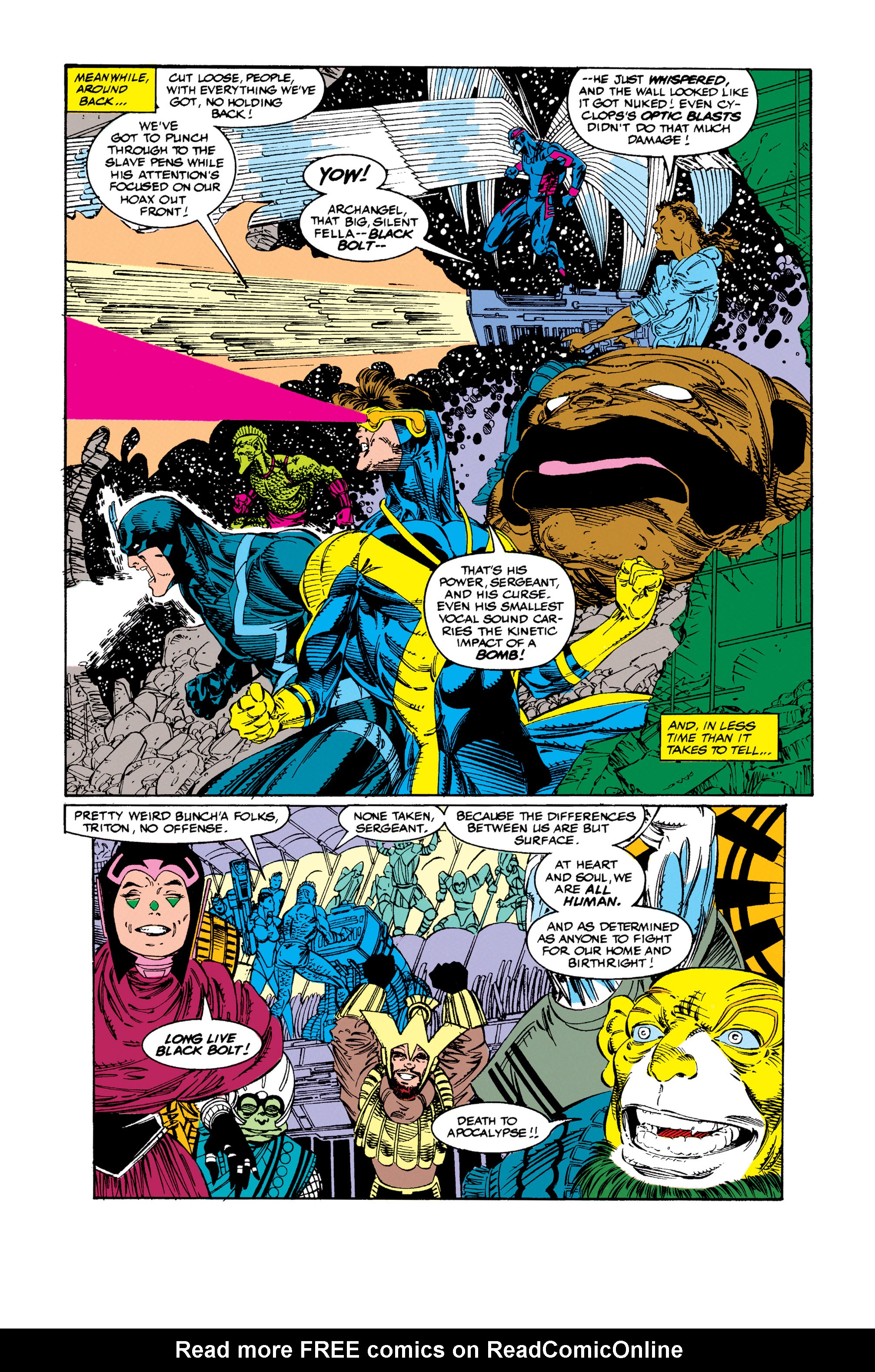 Read online X-Factor (1986) comic -  Issue #67 - 13