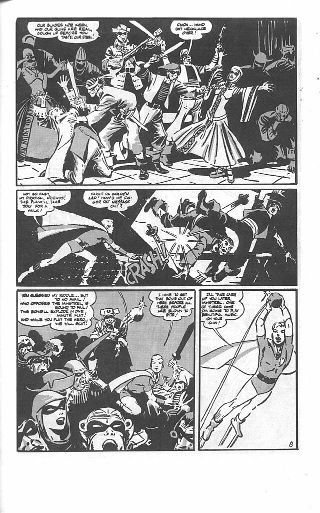 Read online Golden-Age Men of Mystery comic -  Issue #3 - 41