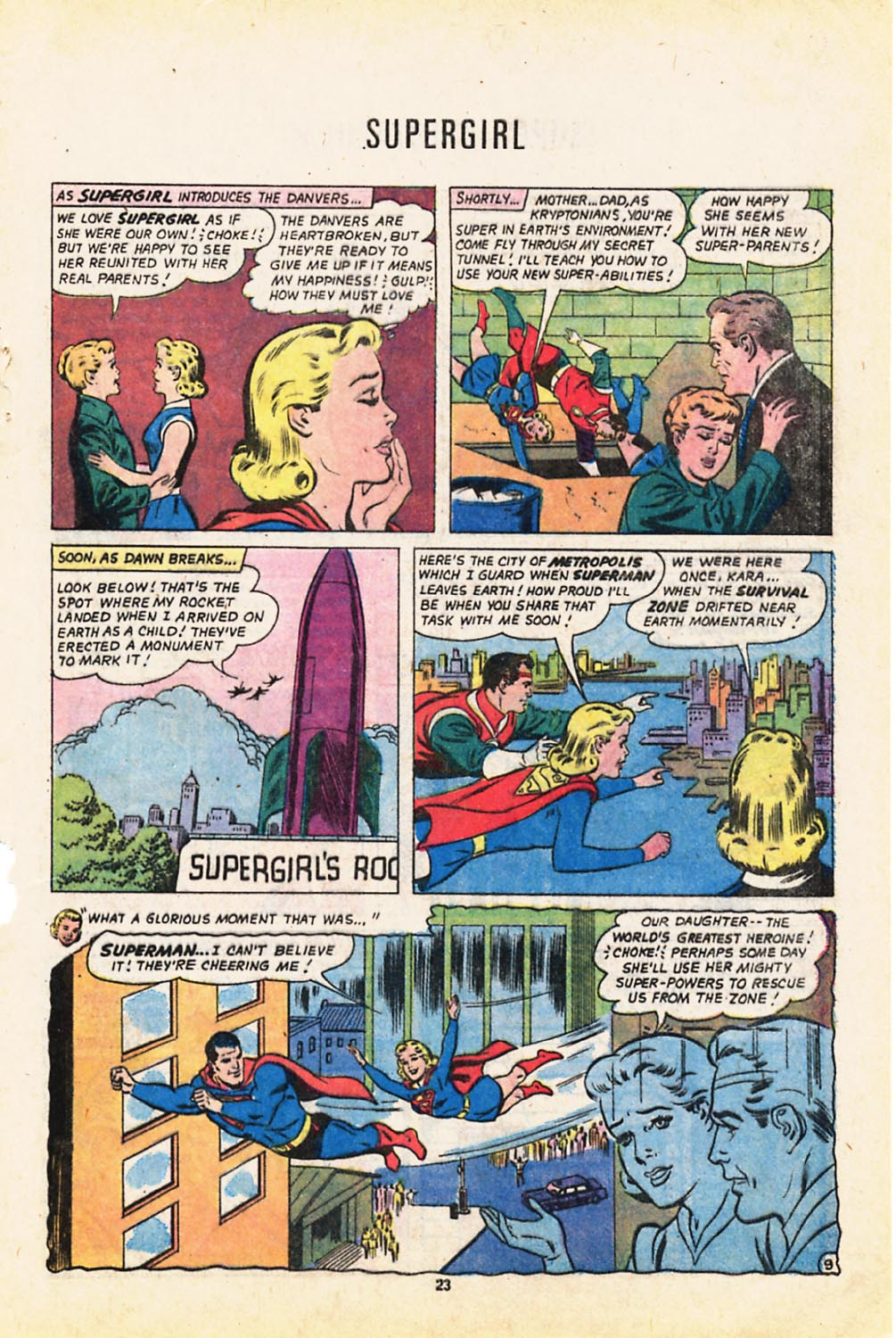 Read online Adventure Comics (1938) comic -  Issue #416 - 23