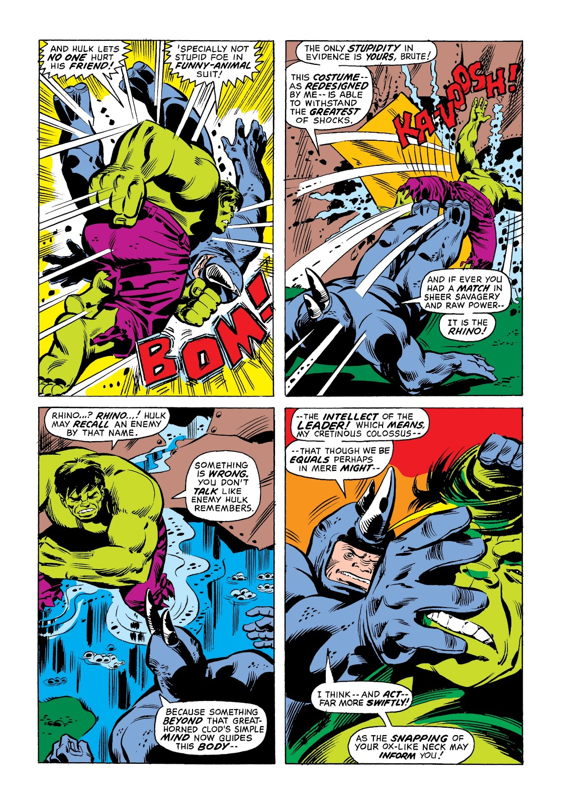 Read online Marvel Masterworks: The Incredible Hulk comic -  Issue # TPB 9 (Part 1) - 25