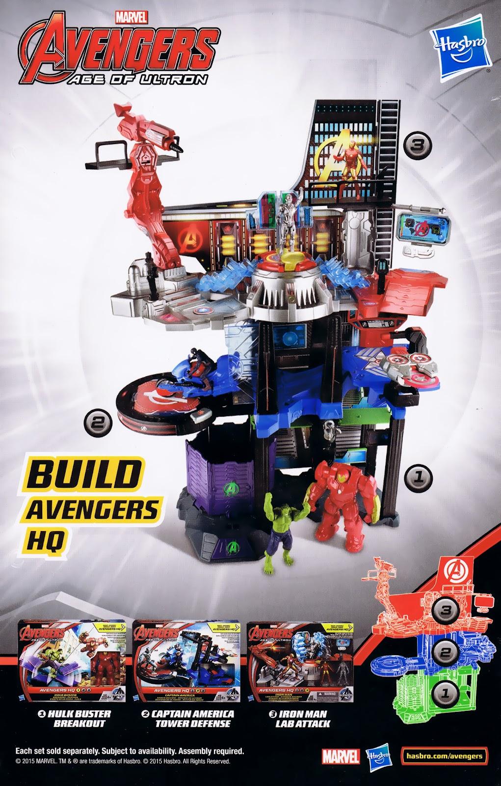 Read online Marvel Universe Avengers Assemble Season 2 comic -  Issue #7 - 32
