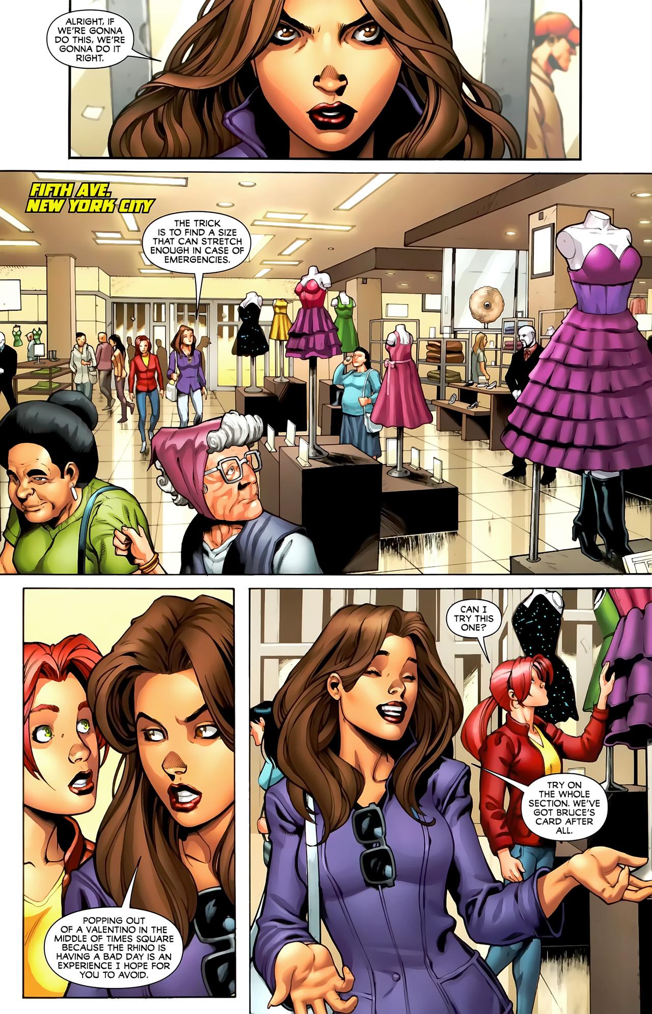 Read online She-Hulks comic -  Issue #3 - 15