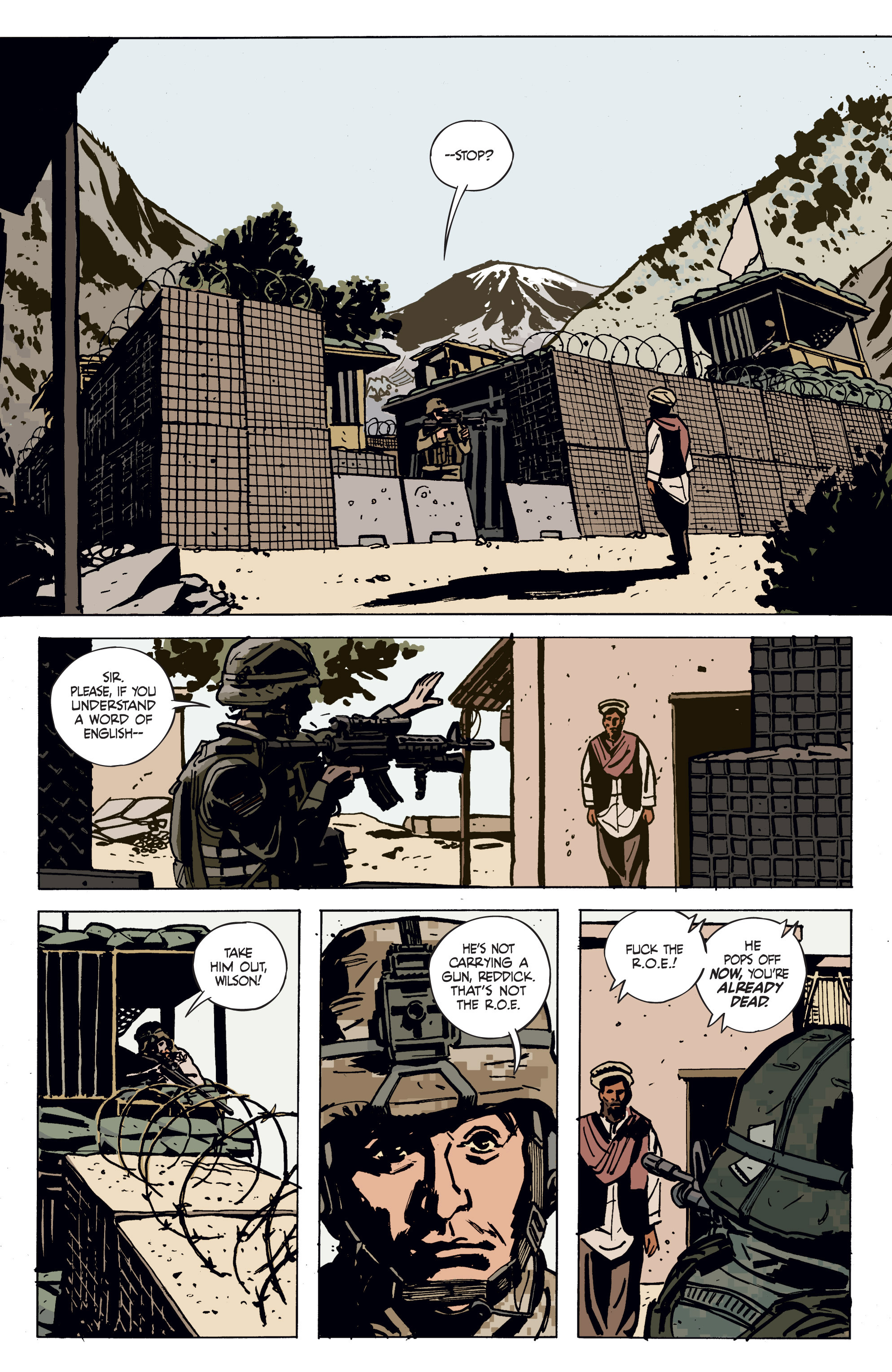 Read online Graveyard of Empires comic -  Issue # TPB - 11