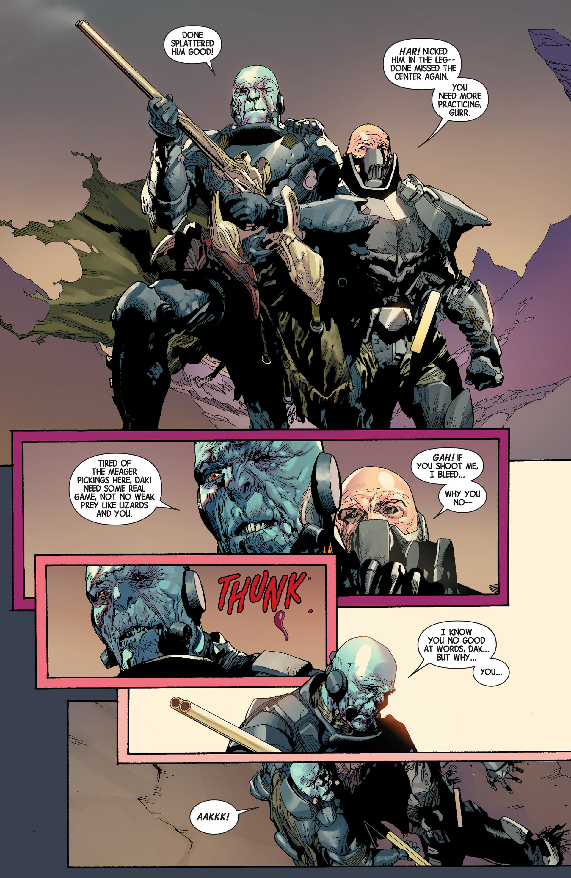 Read online Avengers (2013) comic -  Issue #22 - 10