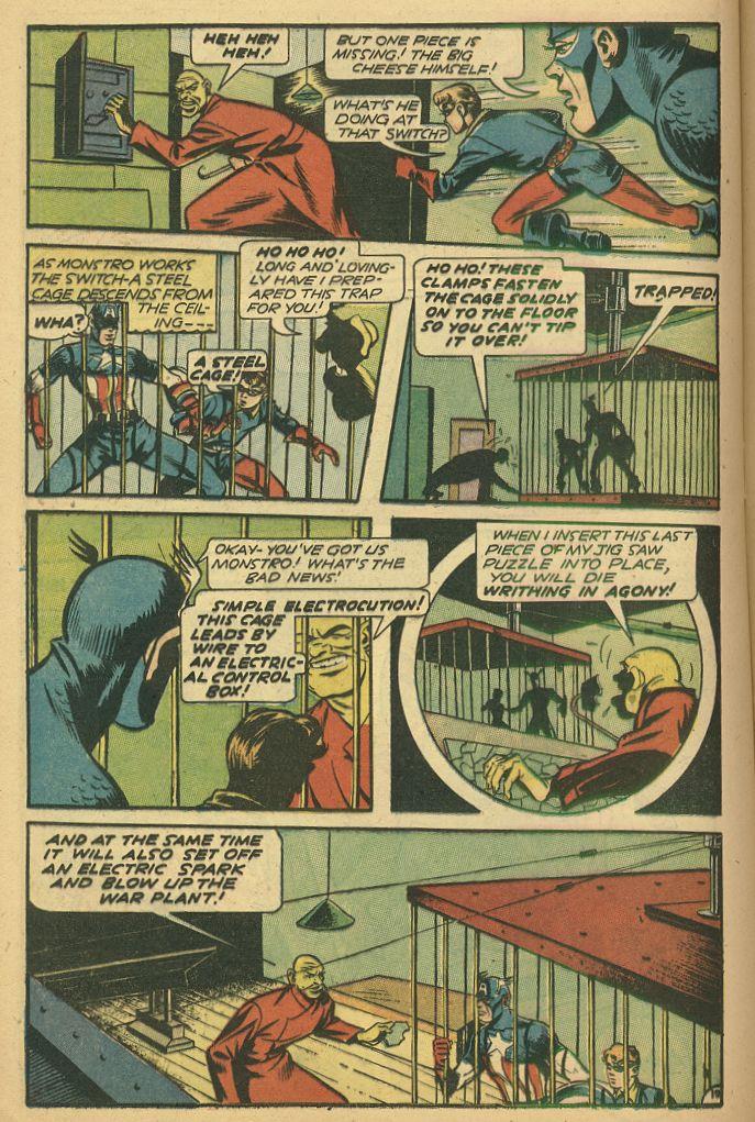 Read online All-Winners Comics comic -  Issue #14 - 23