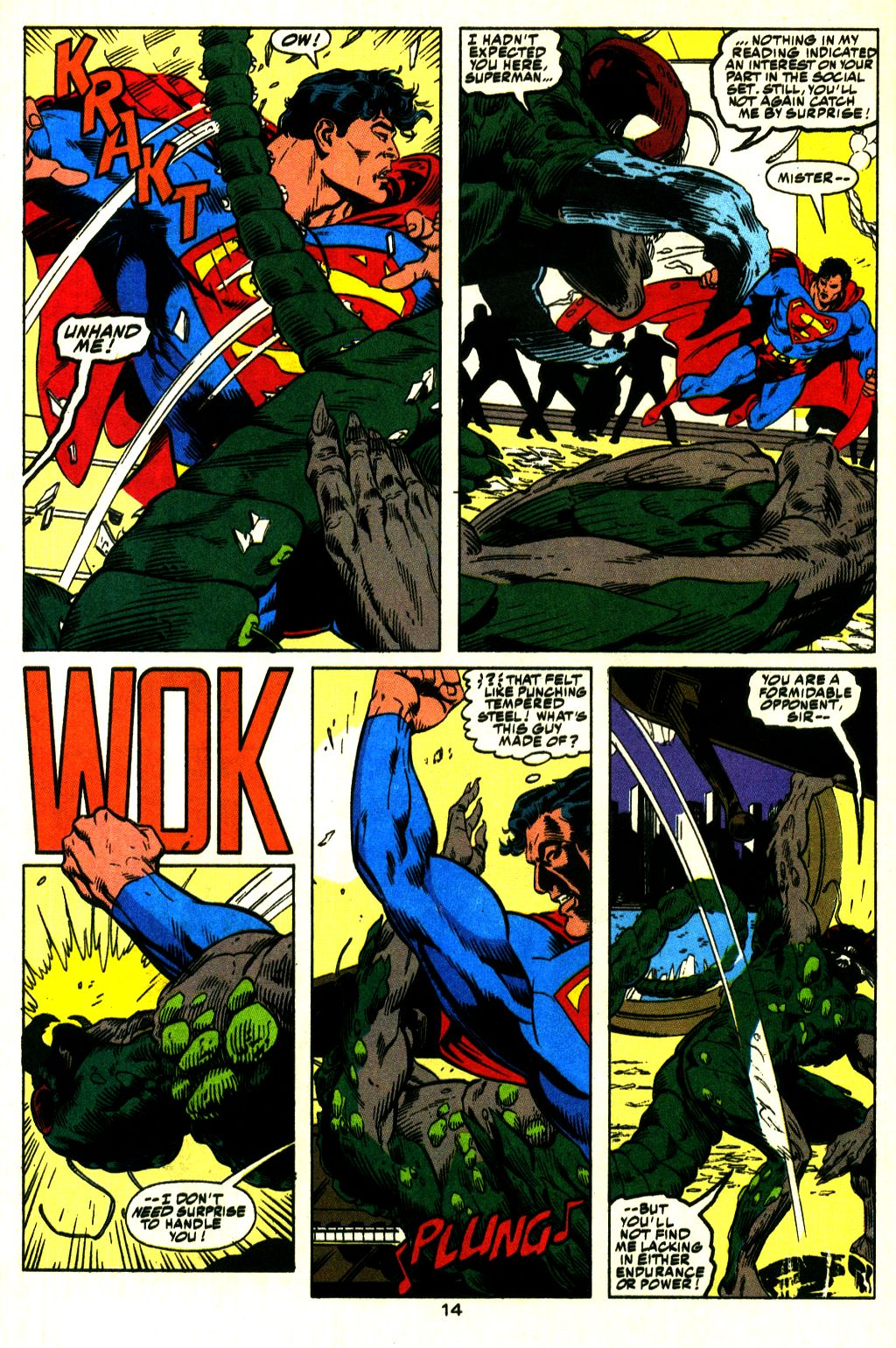 Read online Action Comics (1938) comic -  Issue #676 - 15