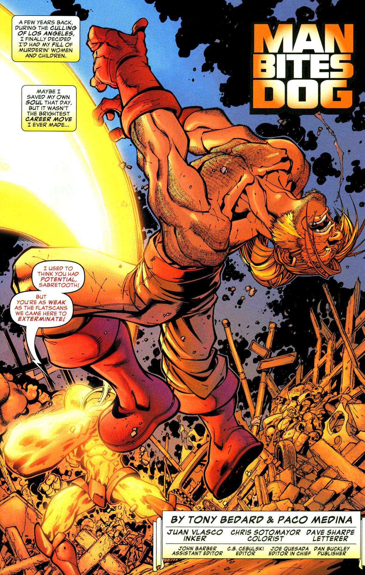 Read online X-Men: Age of Apocalypse One-Shot comic -  Issue # Full - 10