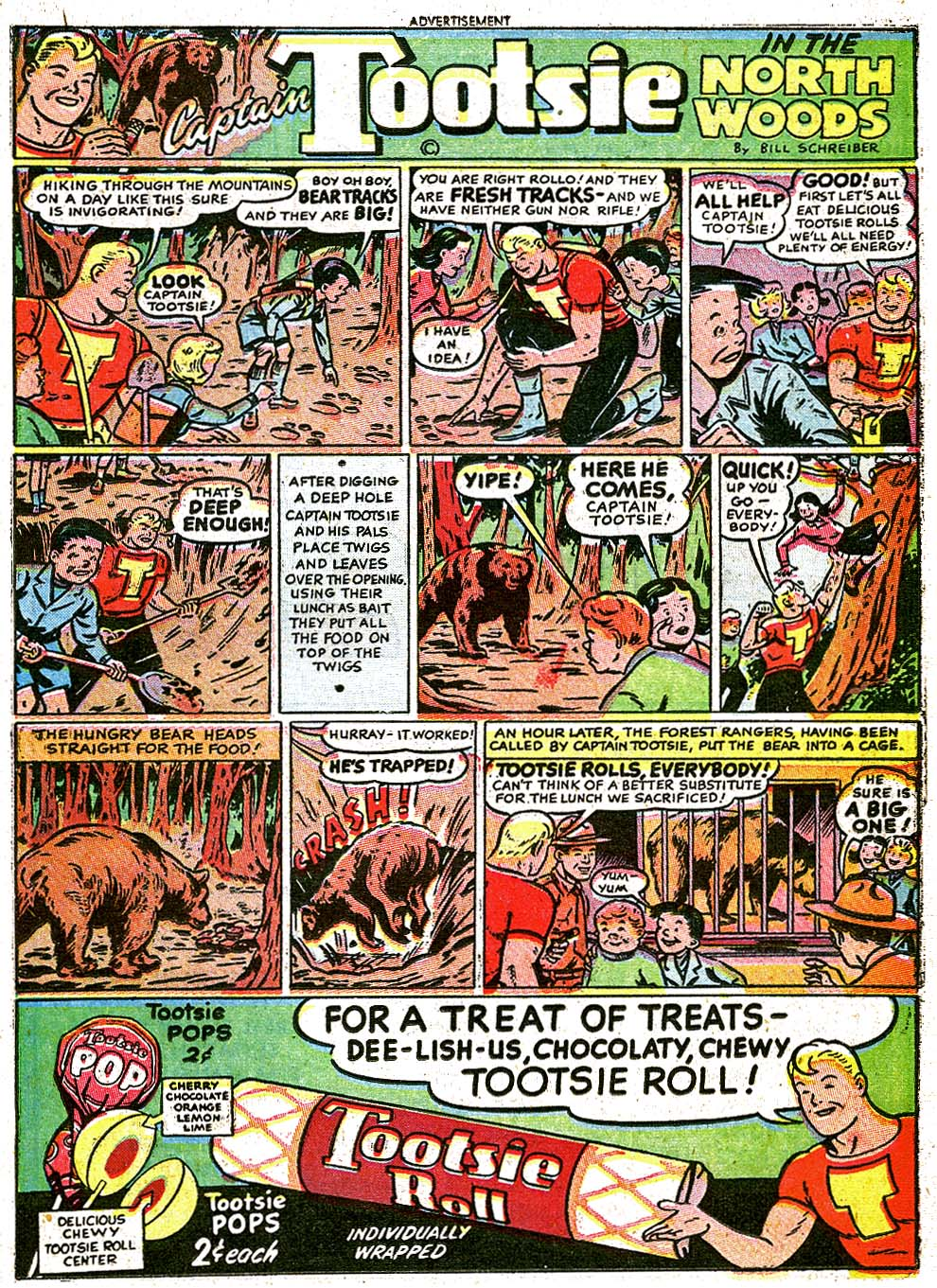 The Adventures of Bob Hope issue 8 - Page 33